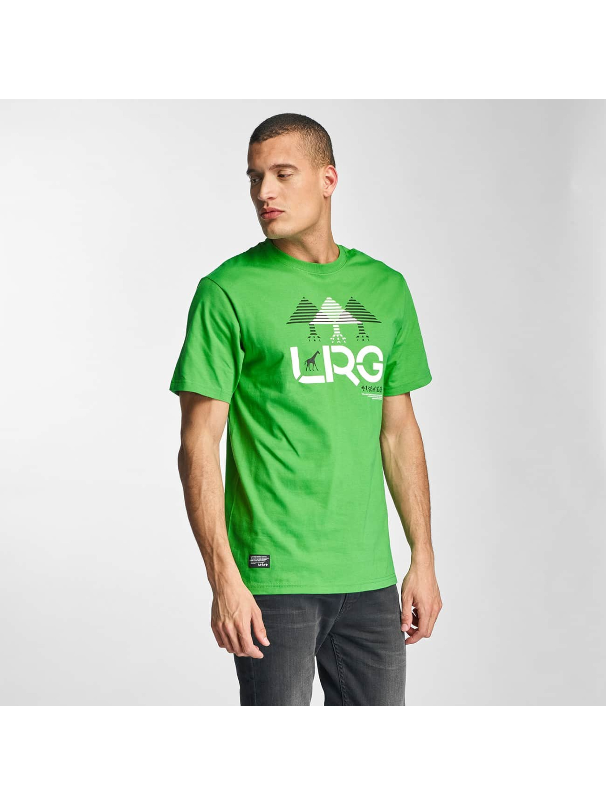 LRG T-Shirt Illusion grün