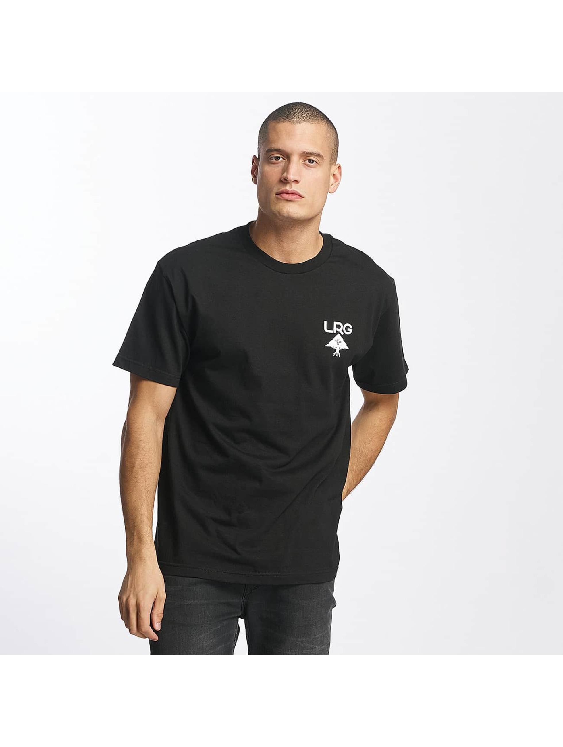 LRG Logo Plus noir T-Shirt homme