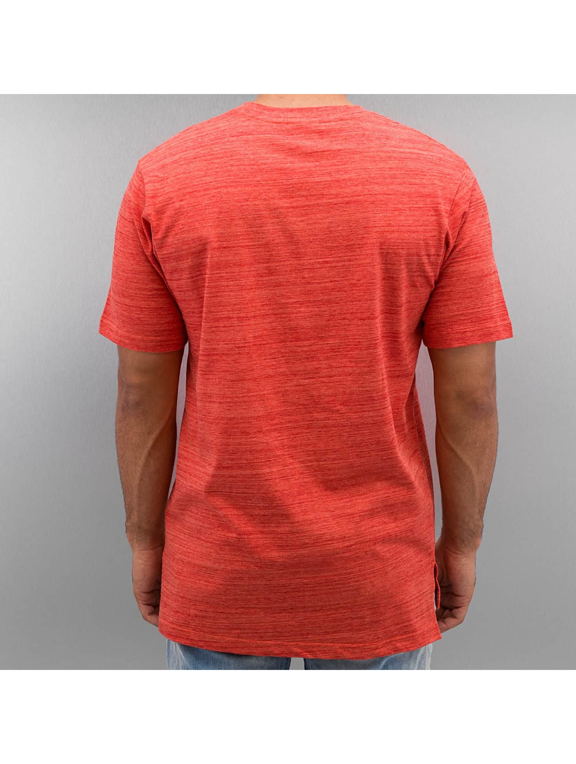 LRG T-Shirt All Natural SS Knit rouge