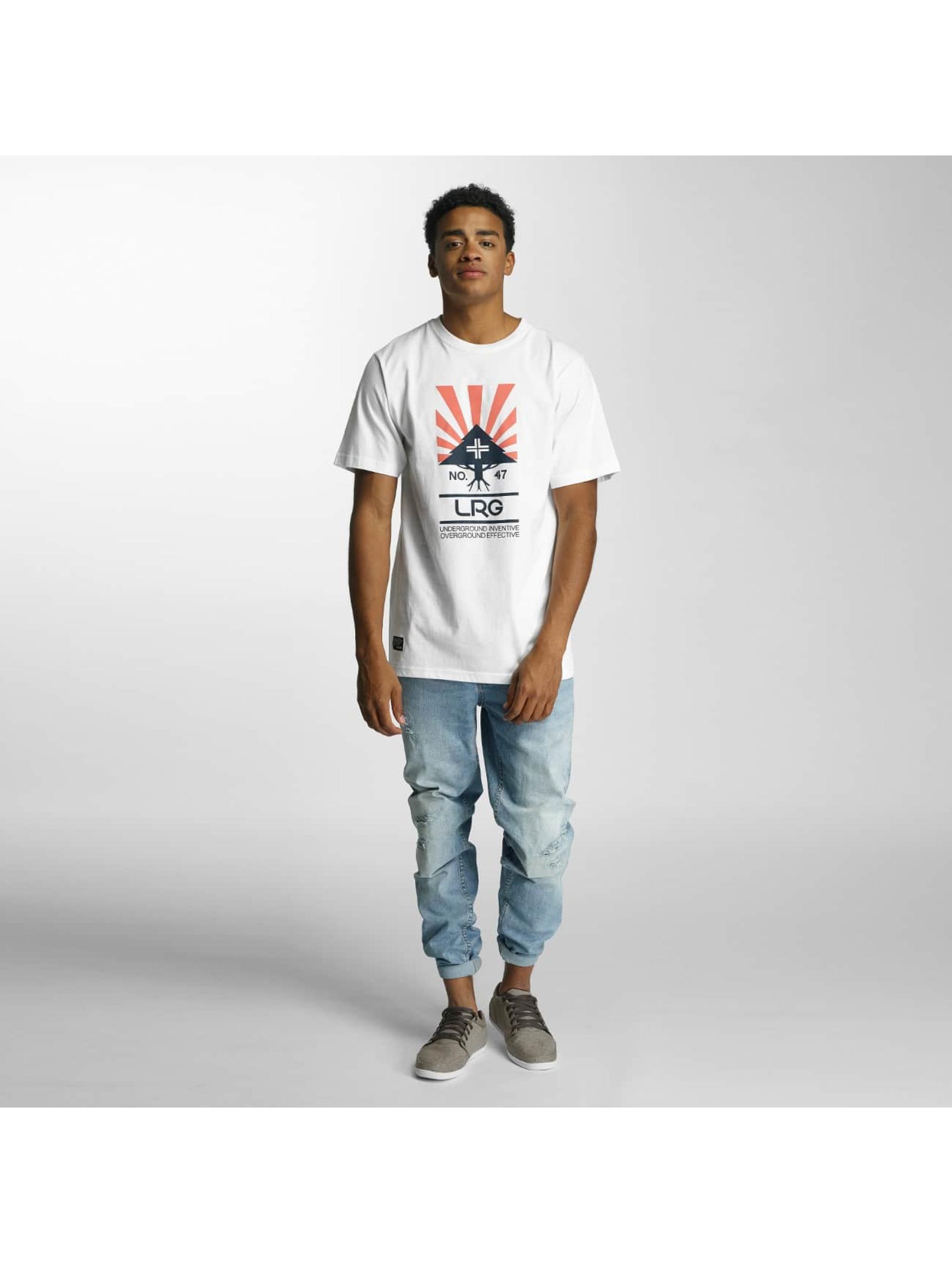 LRG T-shirts Grind hvid