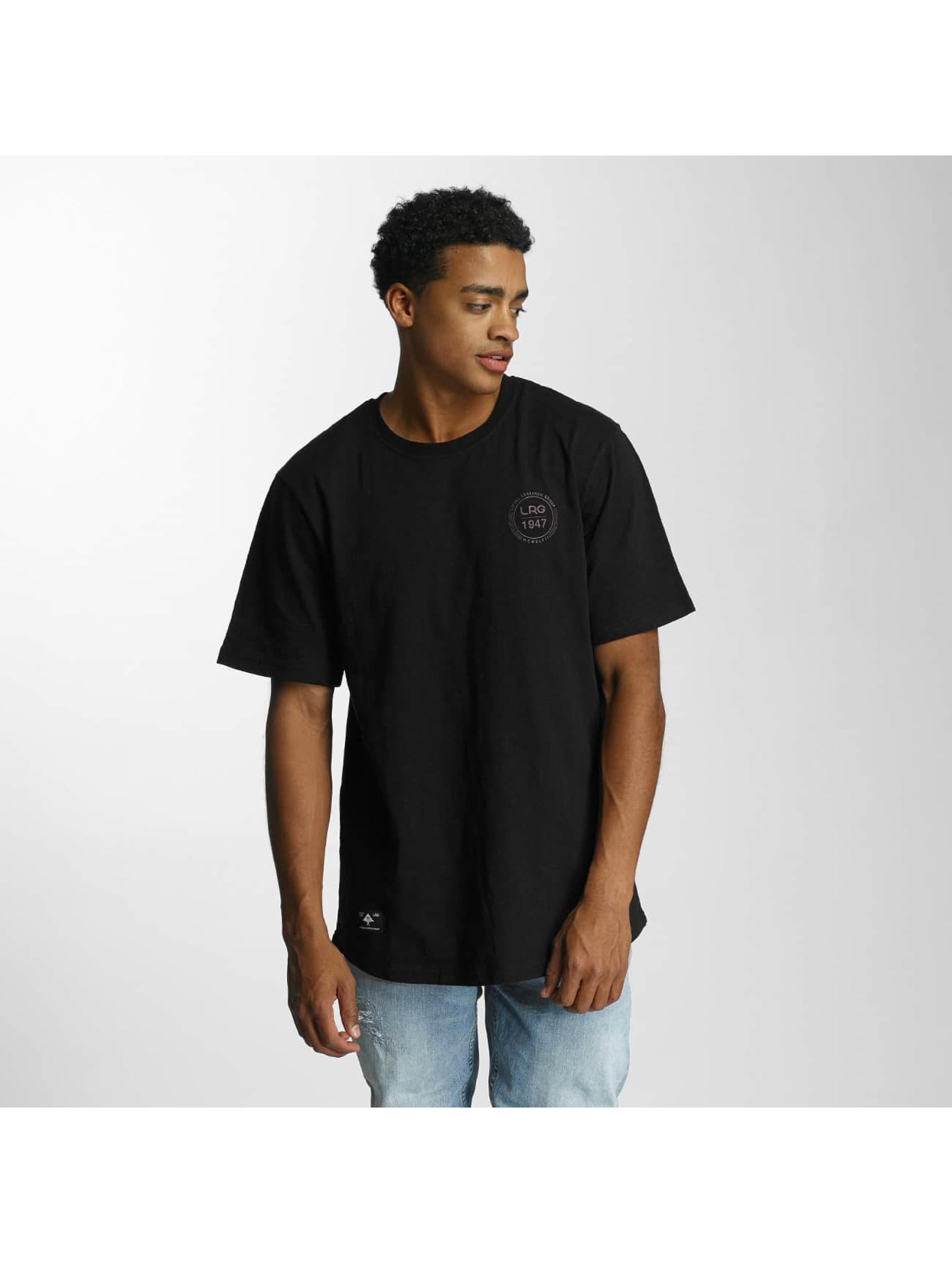 LRG T-Shirty 1947 Scoop czarny