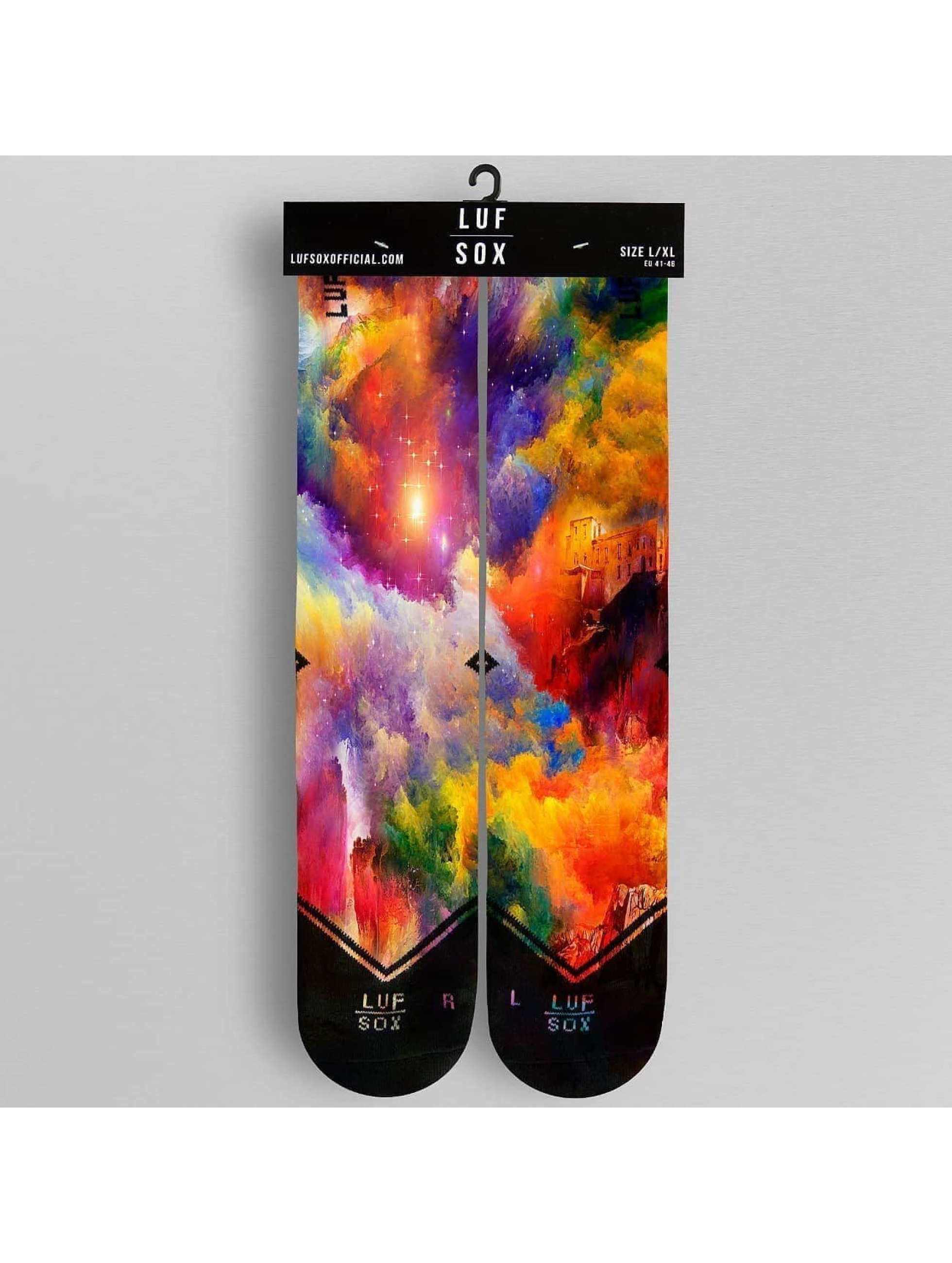 LUF SOX Chaussettes Hadsch multicolore