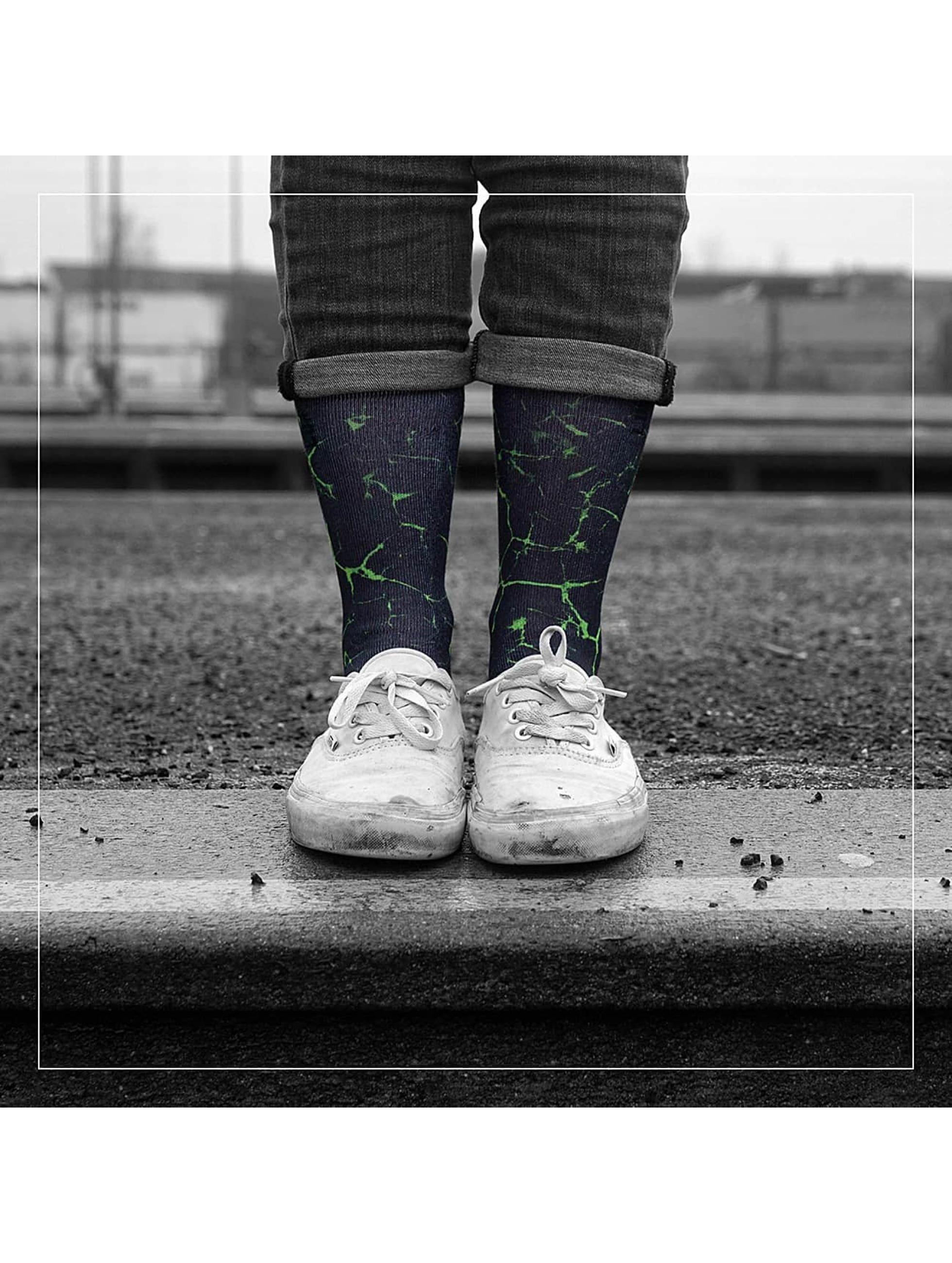 LUF SOX Chaussettes Smould multicolore