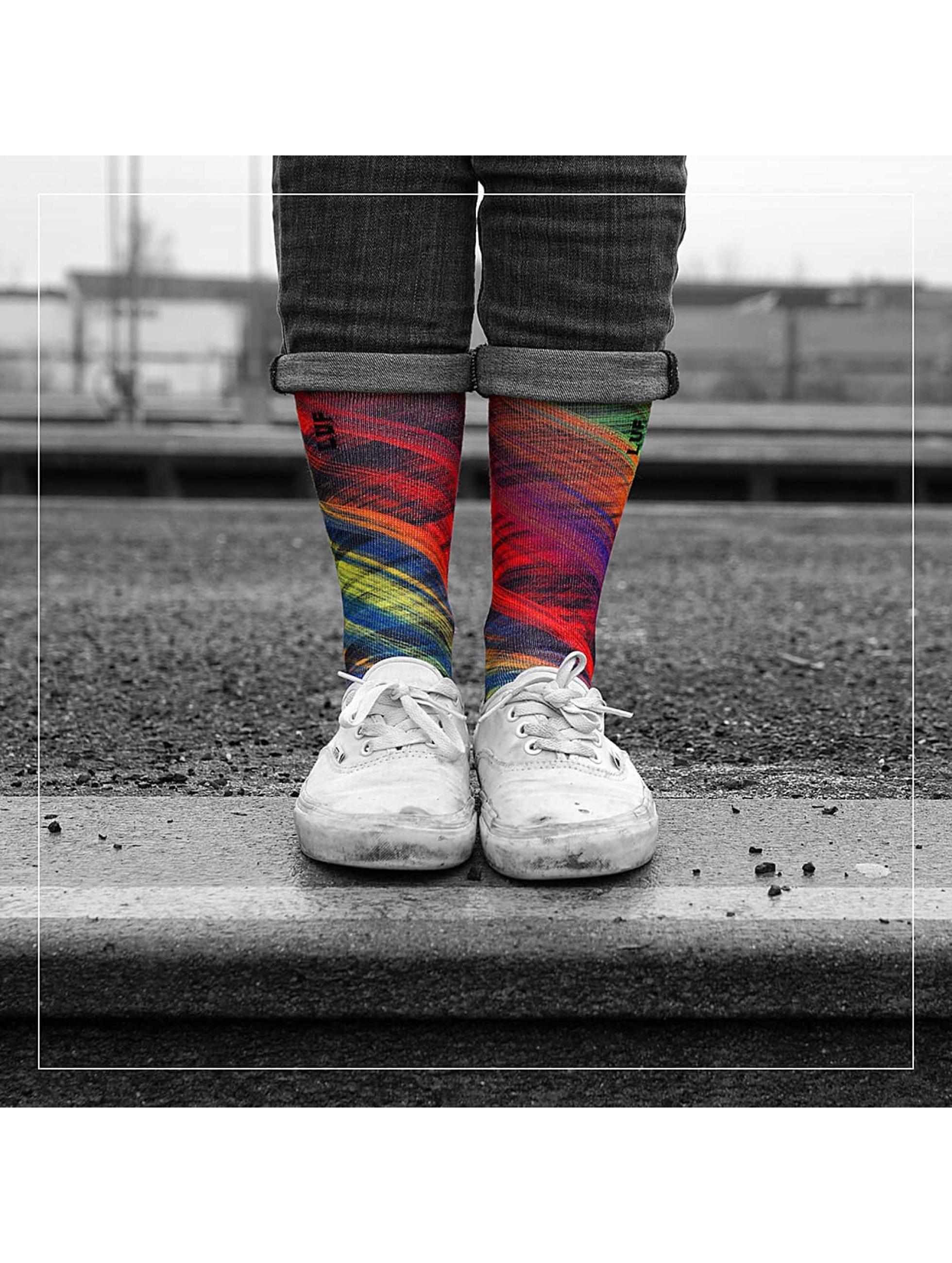 LUF SOX Socken Fantu bunt