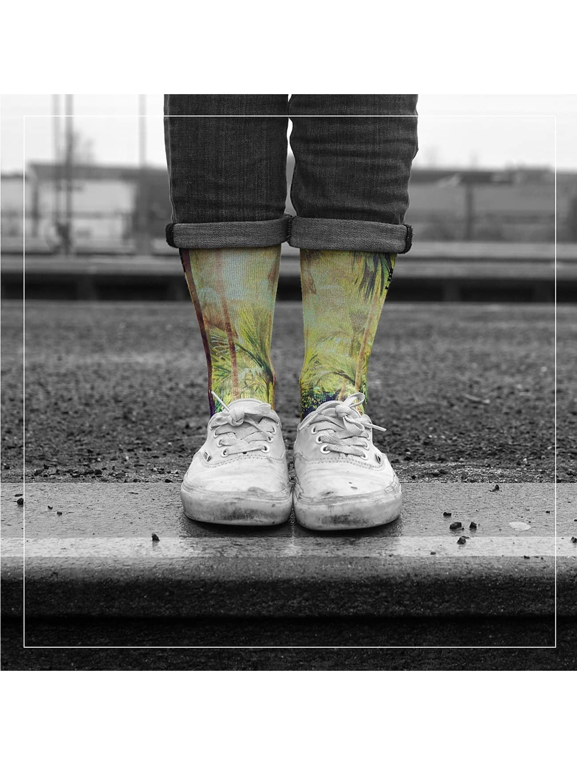 LUF SOX Socks Jungle colored