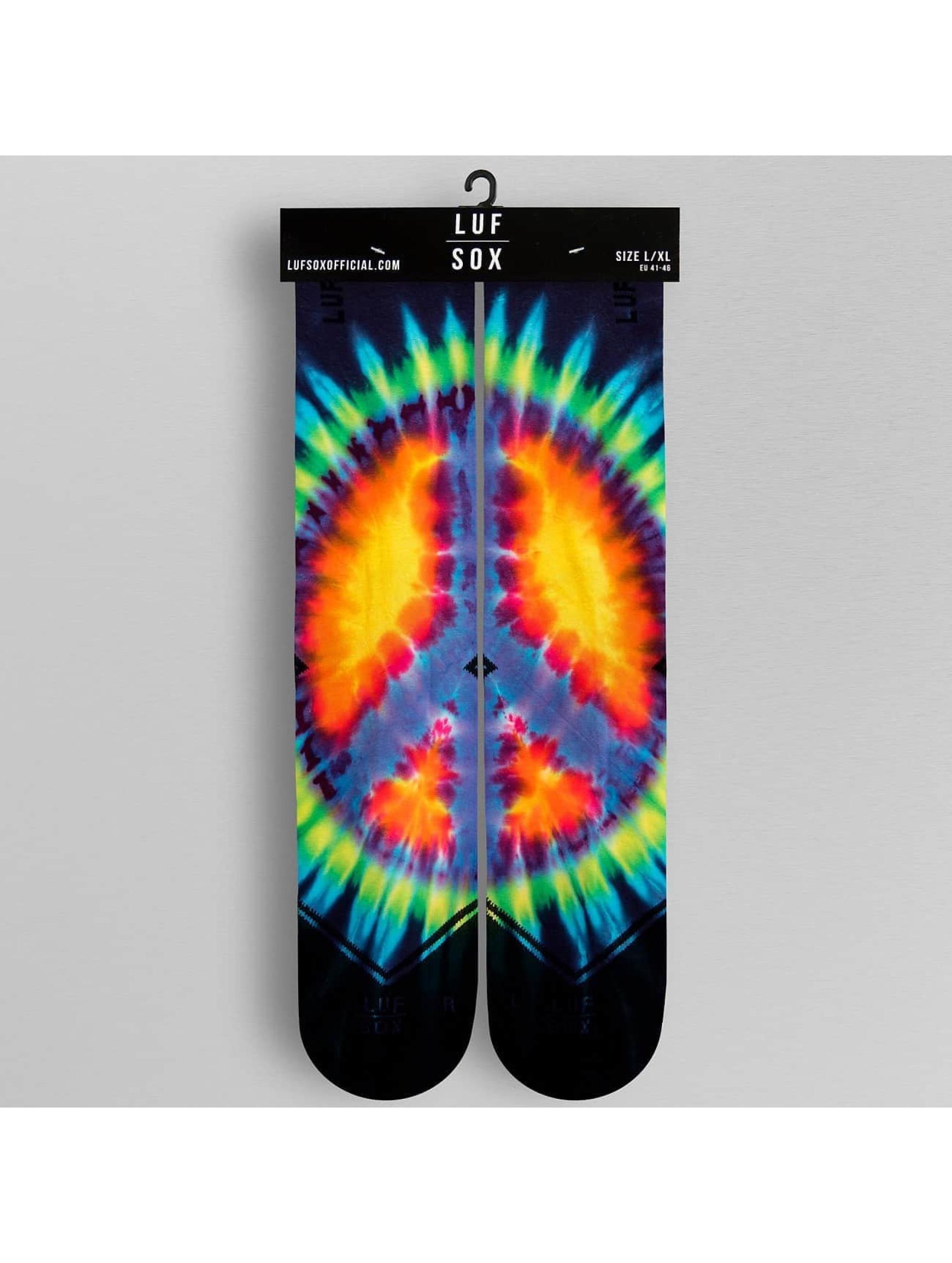 LUF SOX Socks Peace colored