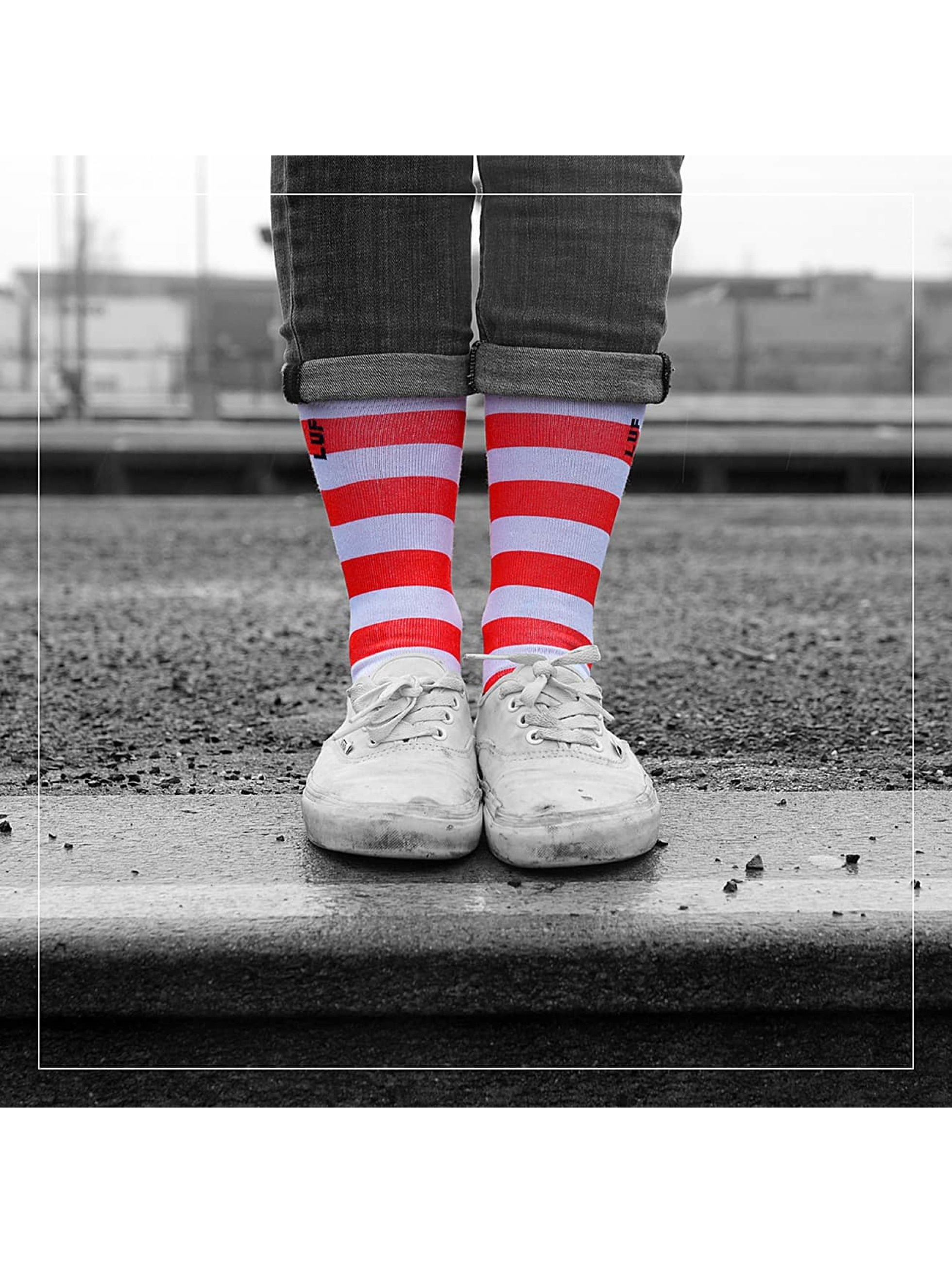 LUF SOX Socks Ronald colored
