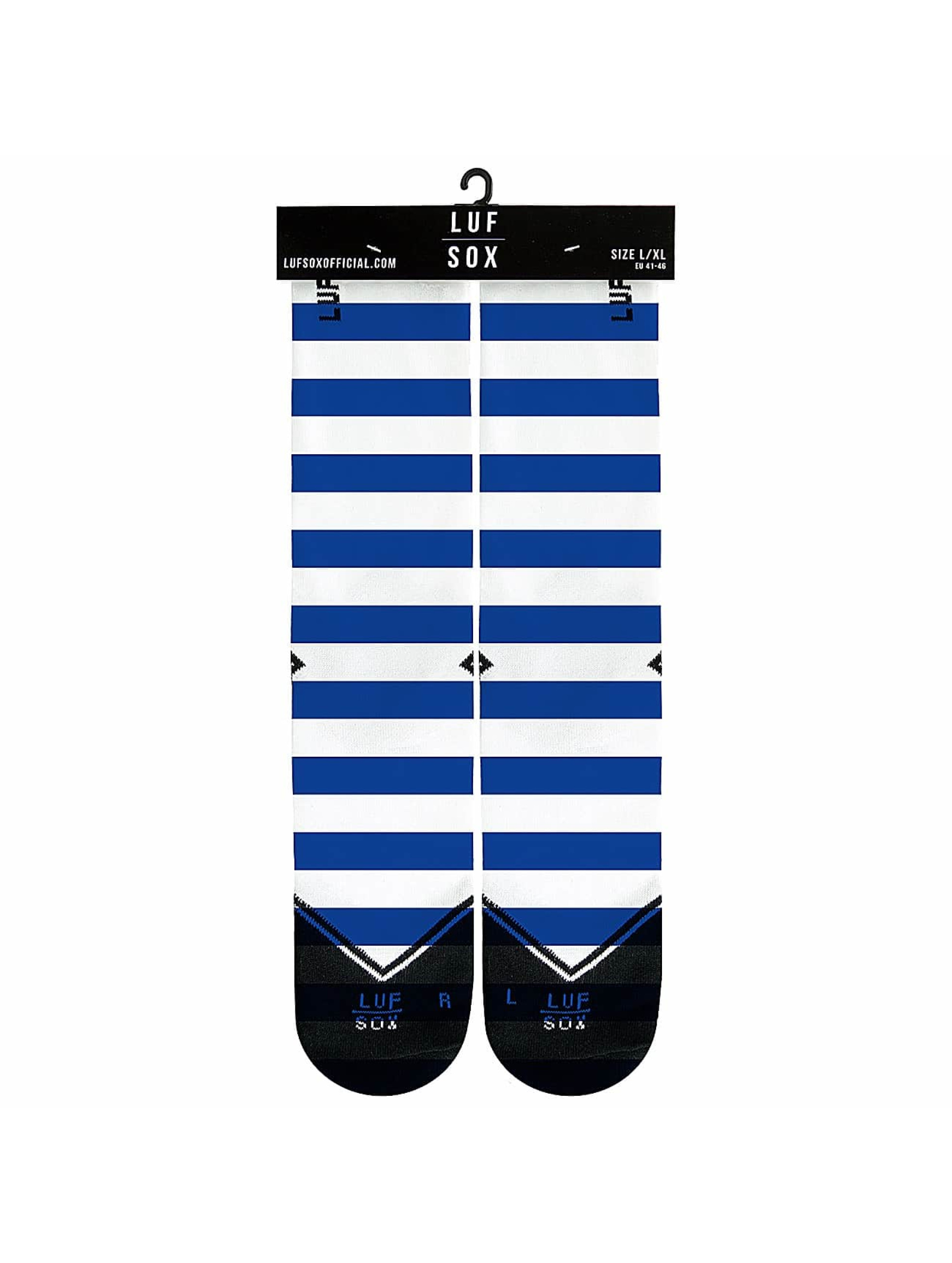 LUF SOX Sokken Sailor blauw