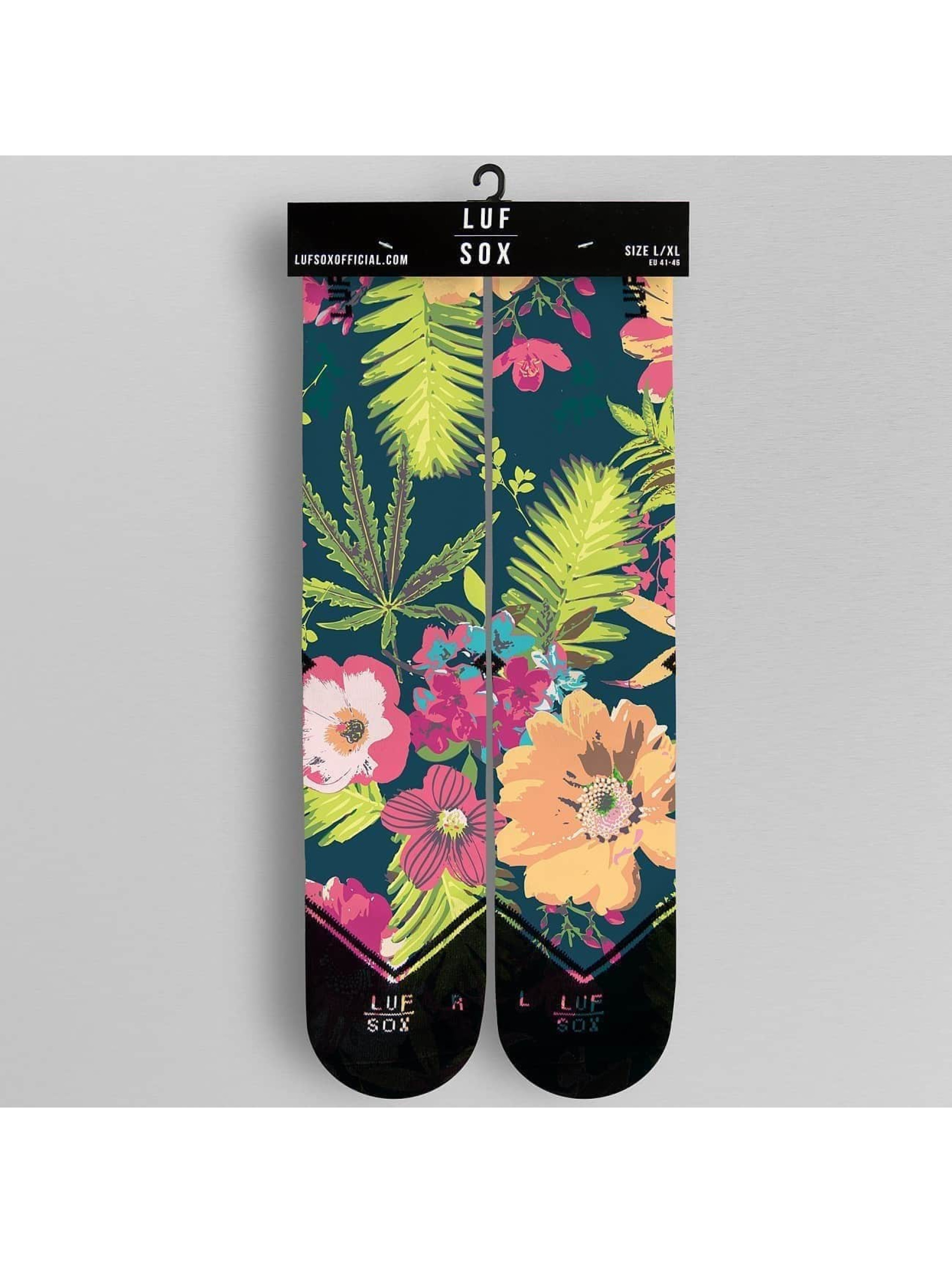 LUF SOX Sokken Tropic bont