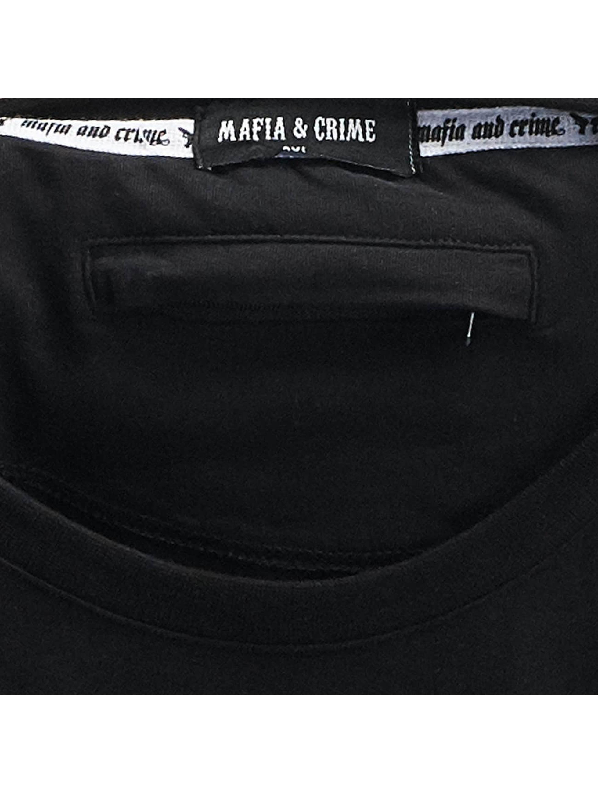 Mafia & Crime T-Shirt Cocaine Everybody Nose noir