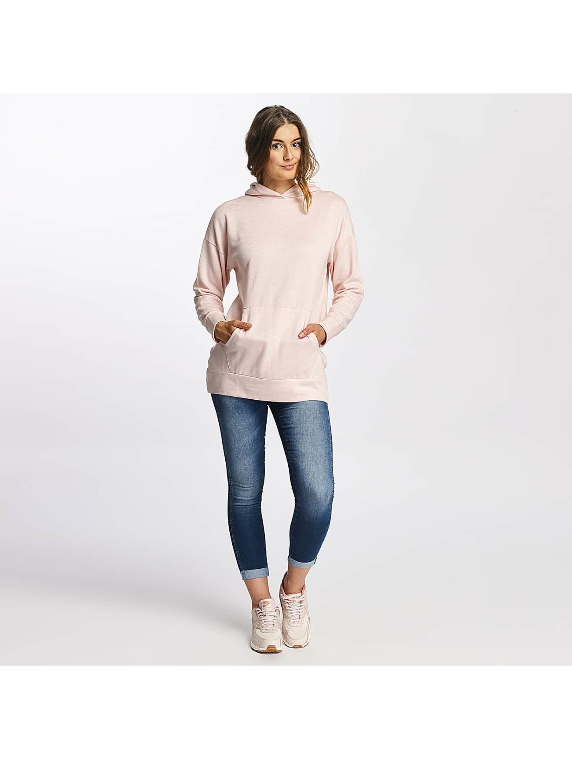Mavi Jeans Bluzy z kapturem Alice rózowy