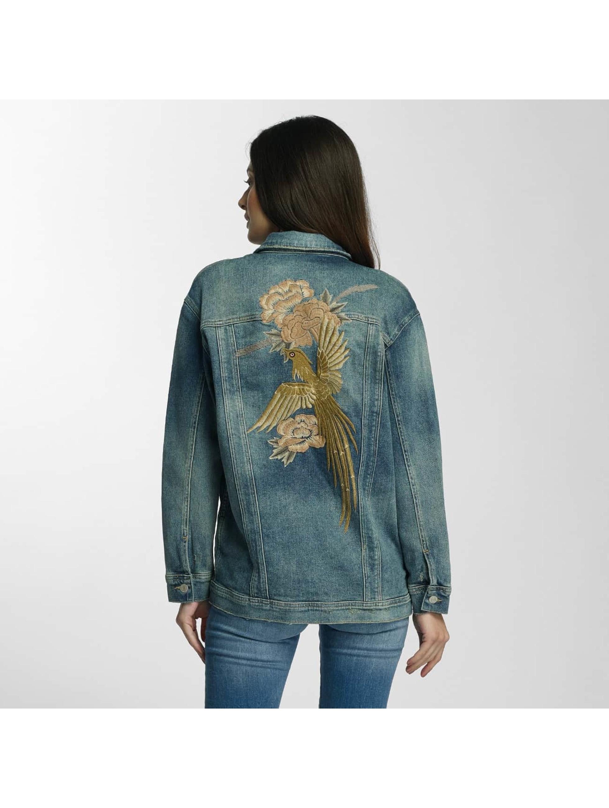 Mavi Jeans Bundy na přechodné roční období Rose modrý