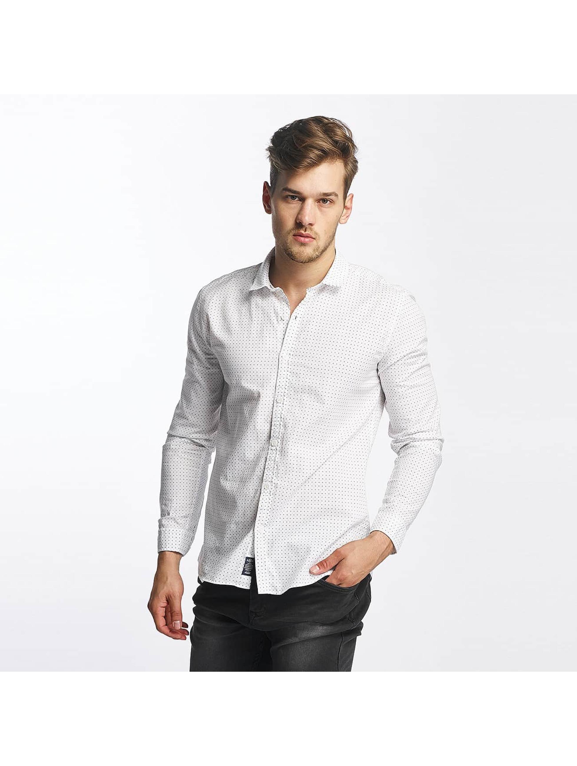 Mavi Jeans Camisa Printed blanco