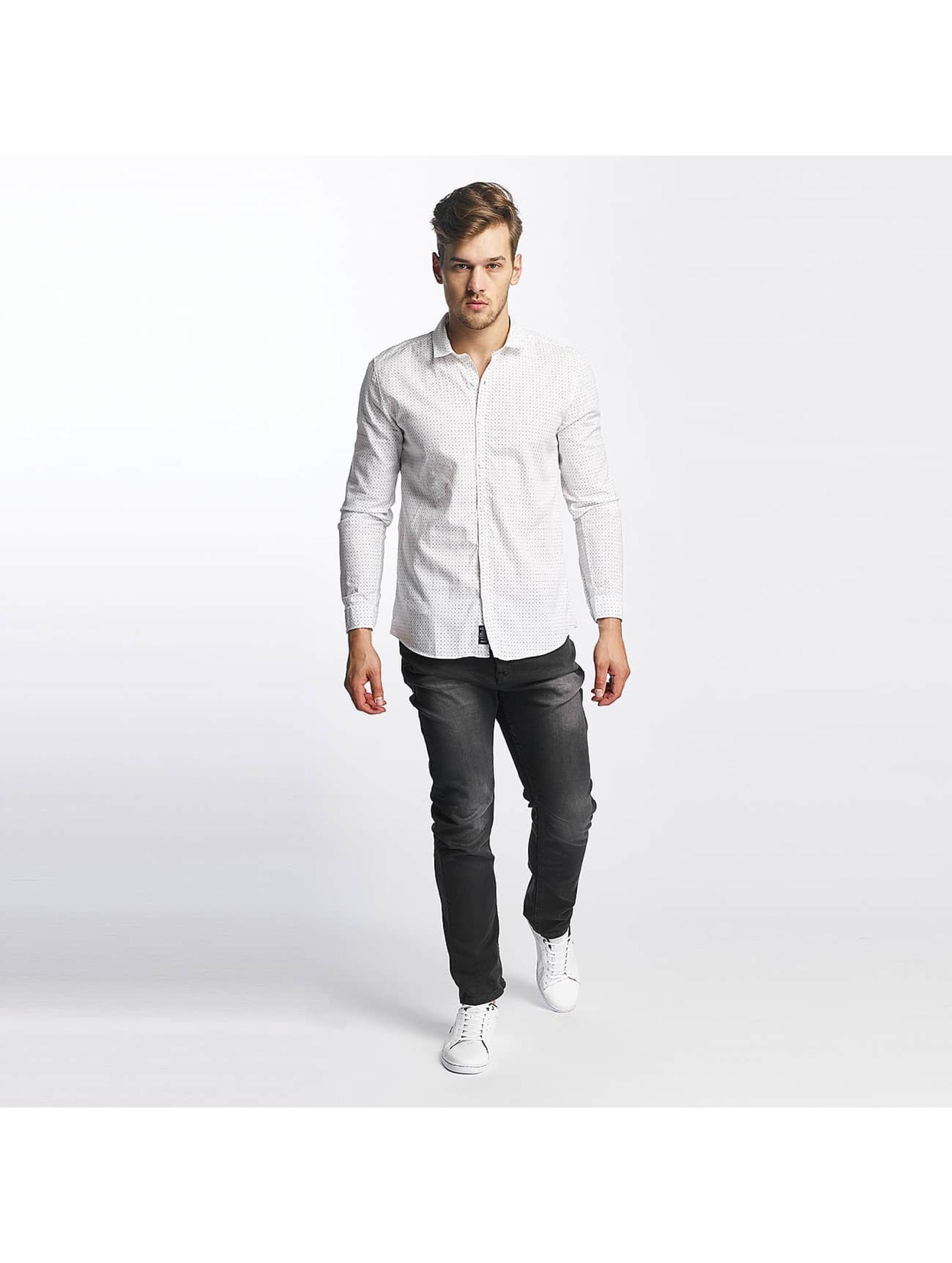 Mavi Jeans Chemise Printed blanc