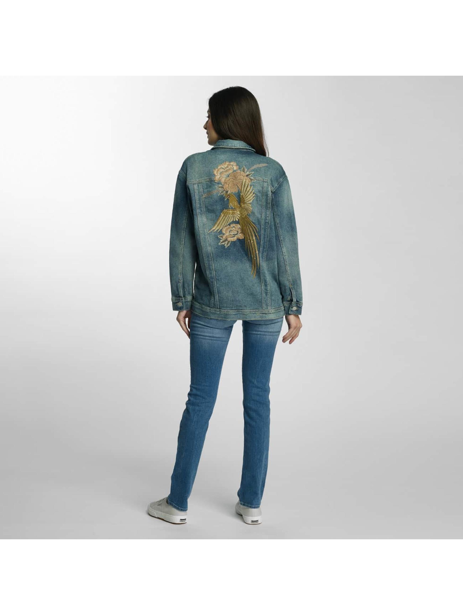 Mavi Jeans Overgangsjakker Rose blå