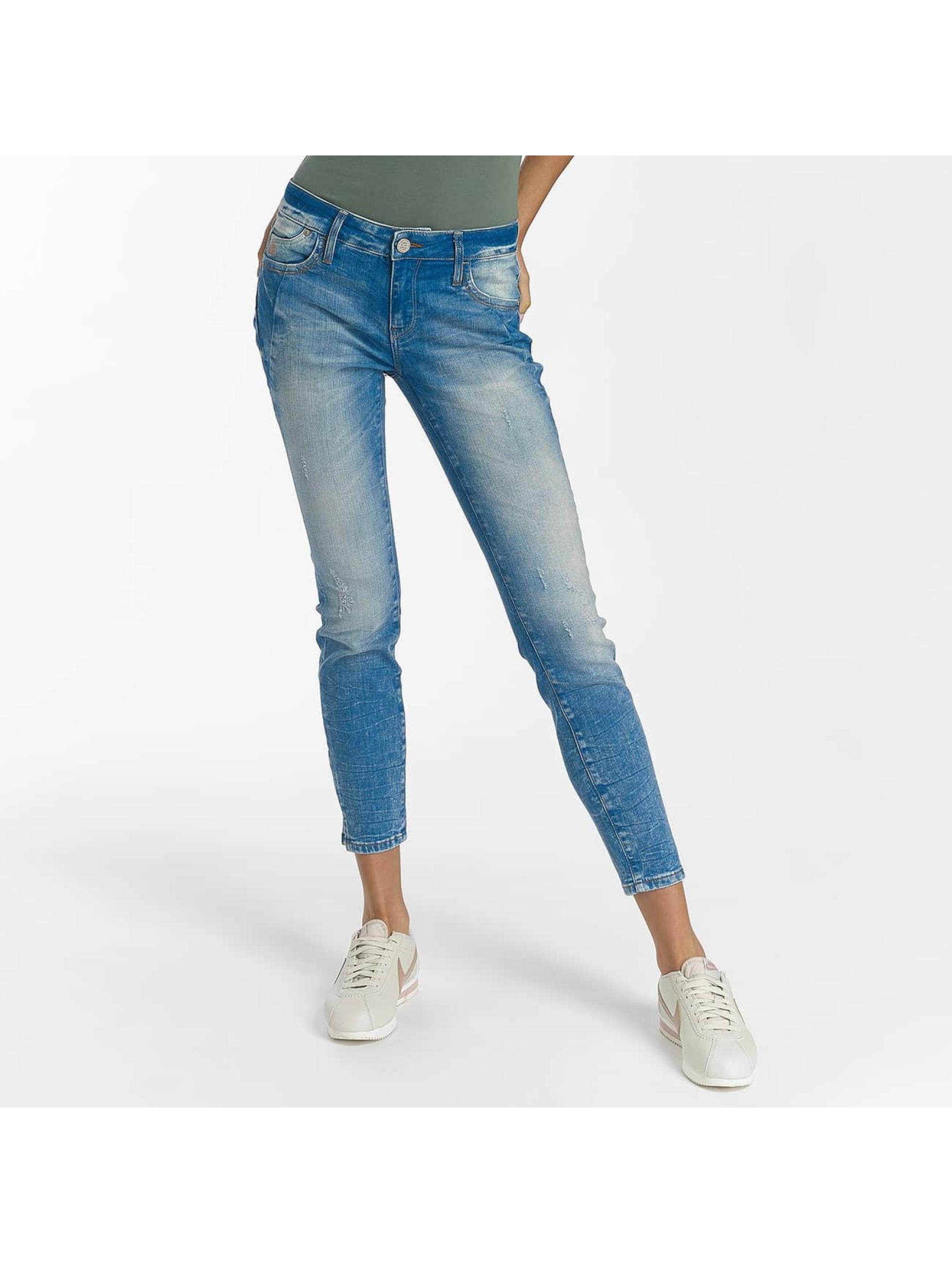 Mavi Jeans Skinny Jeans Adriana Ankle blue