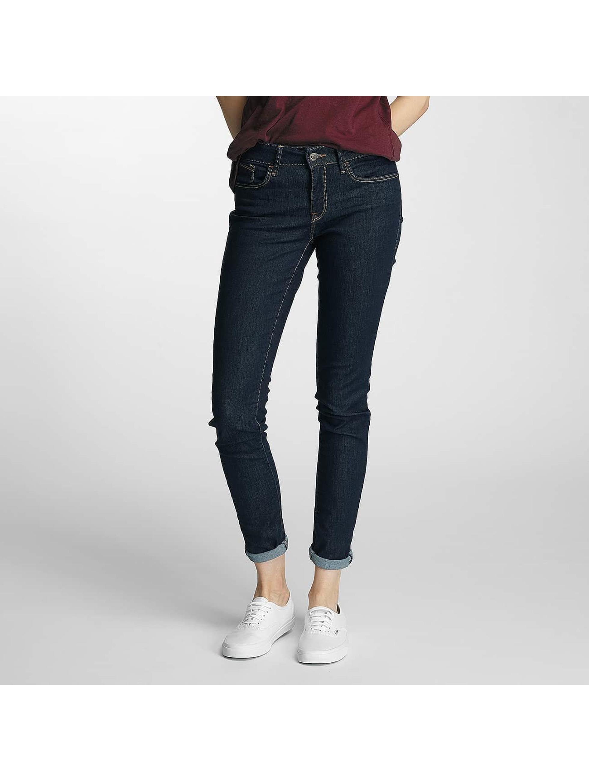 Mavi Jeans Skinny Jeans Adriana niebieski