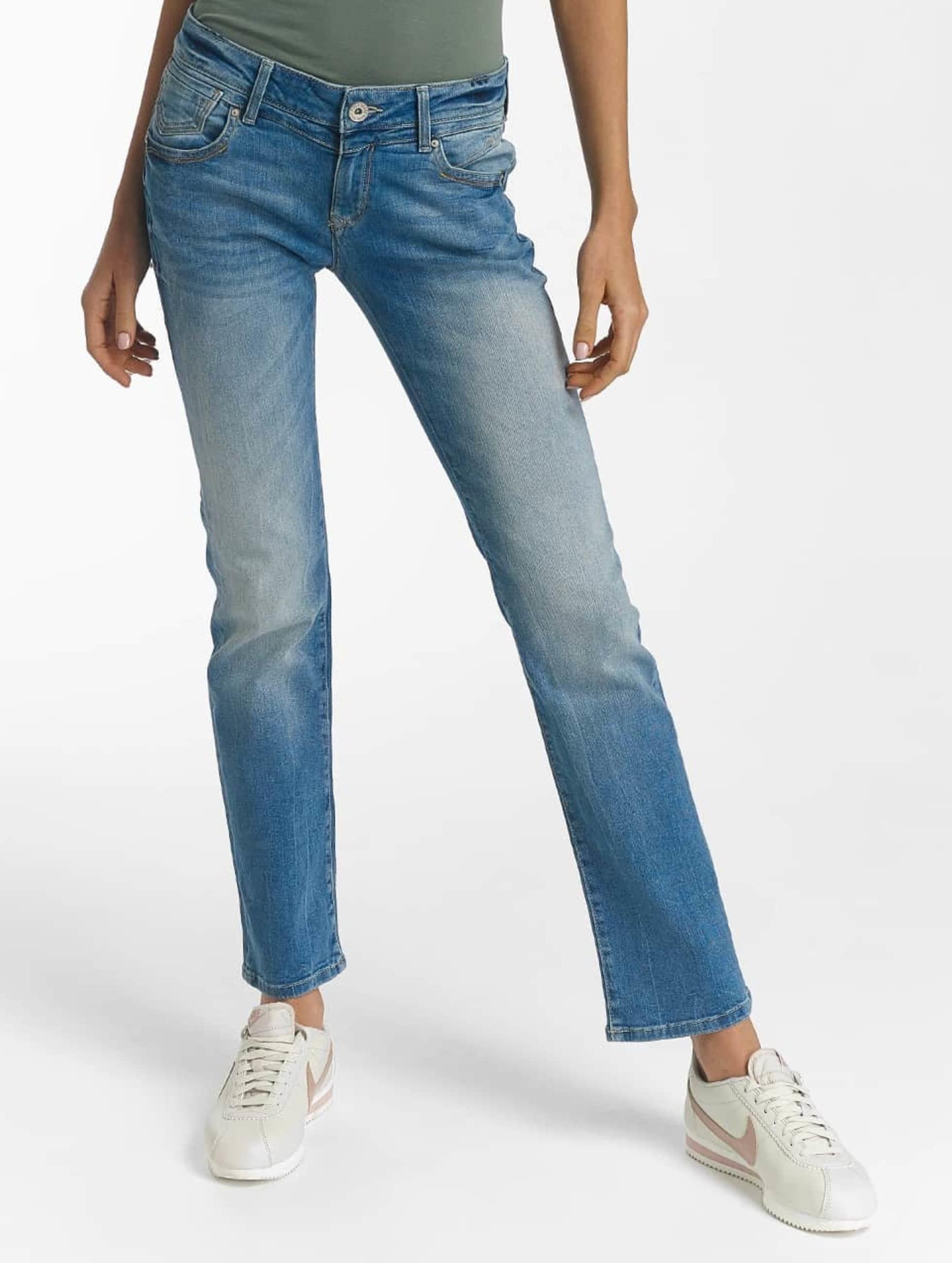 Mavi Jeans Slim Fit Jeans Olivia blau