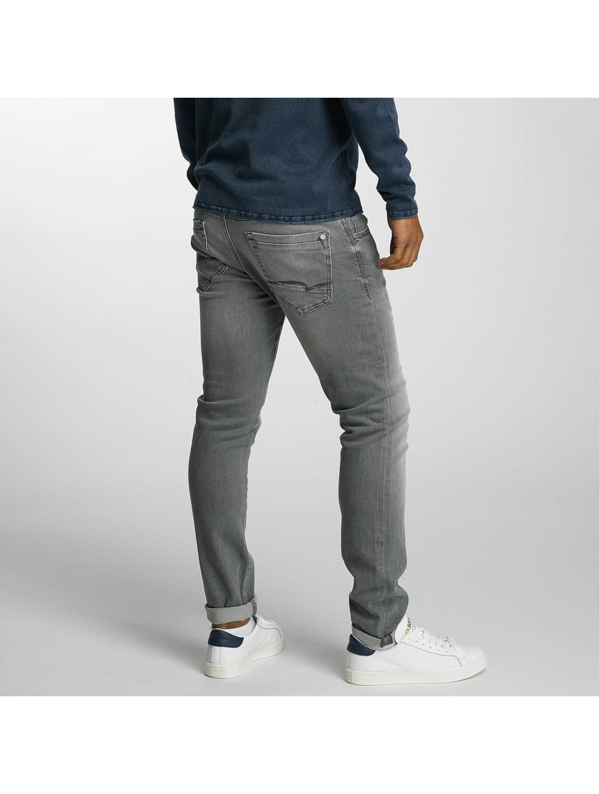 Mavi Jeans Straight Fit Jeans James grau