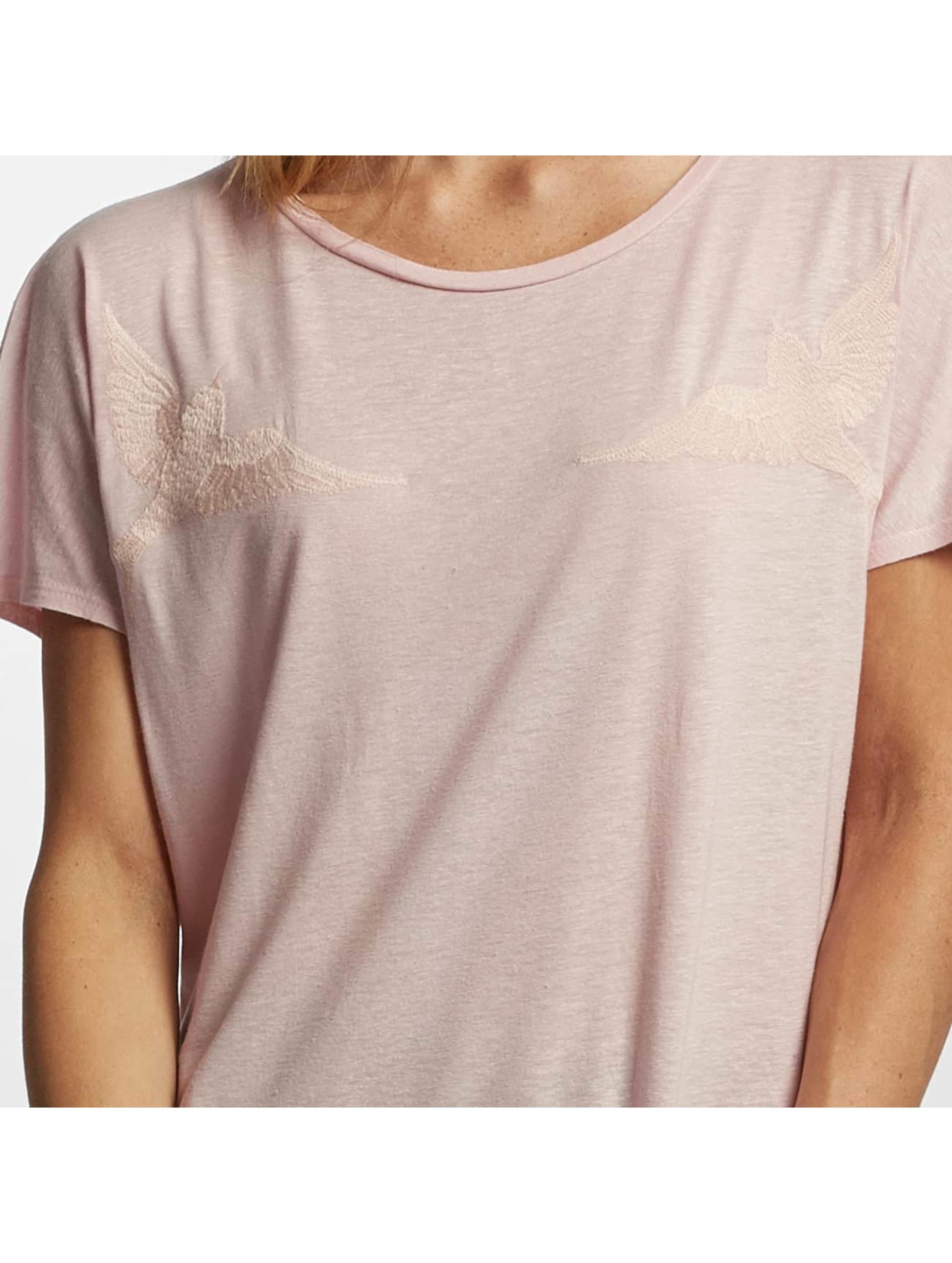 Mavi Jeans T-Shirt Bird rosa