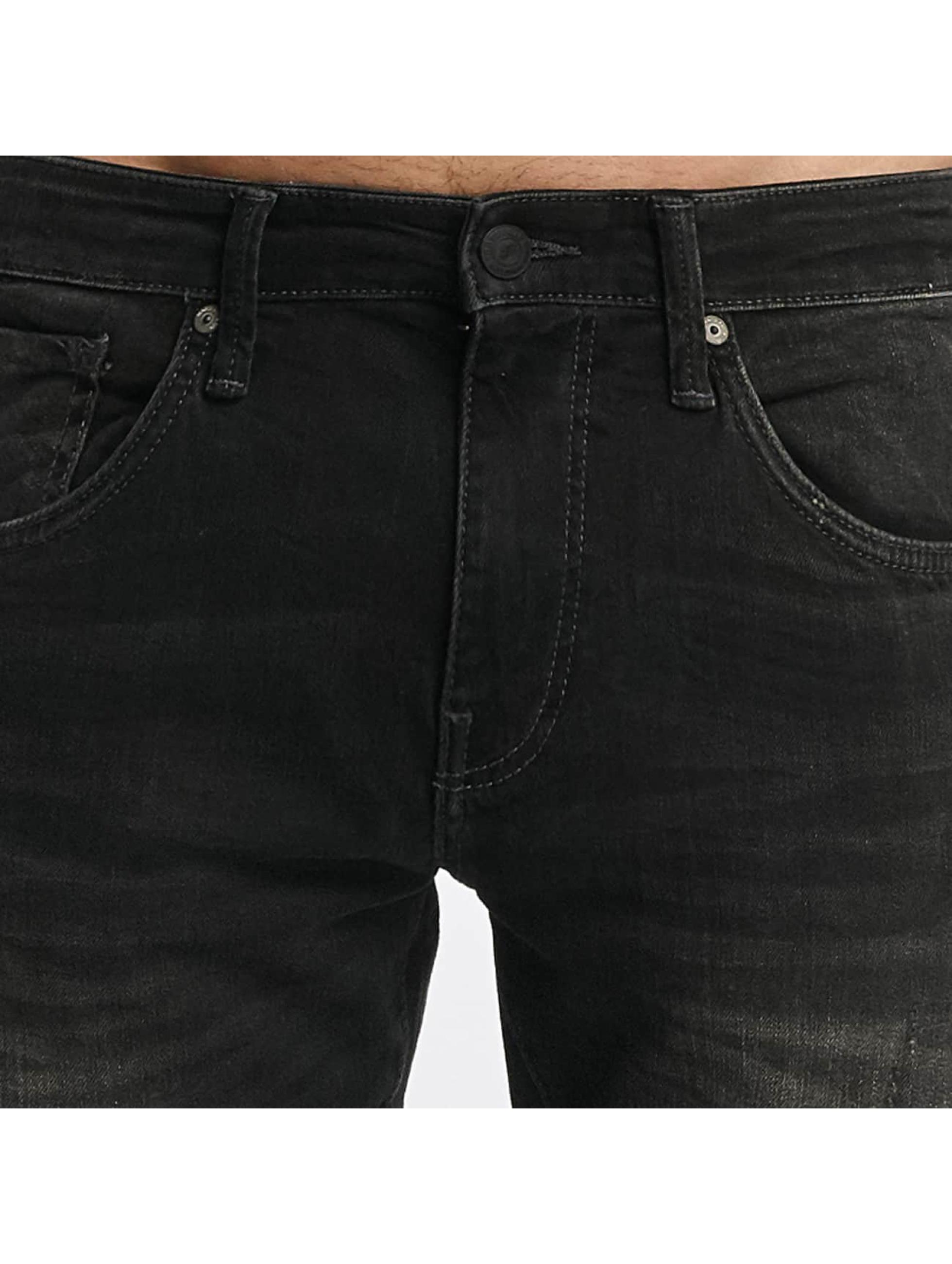 Mavi Jeans Tynne bukser James svart
