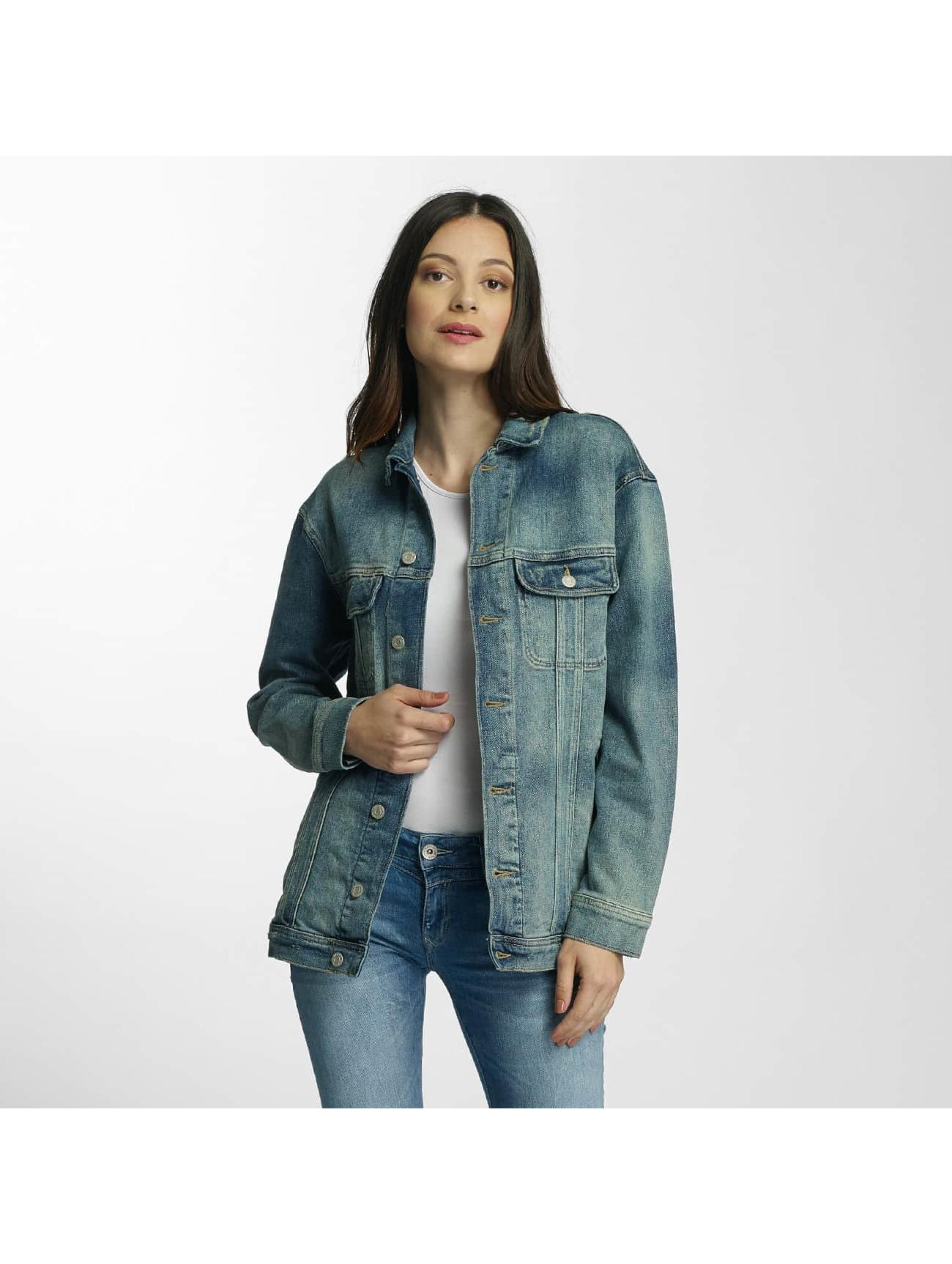 Mavi Jeans Veste mi-saison légère Rose bleu
