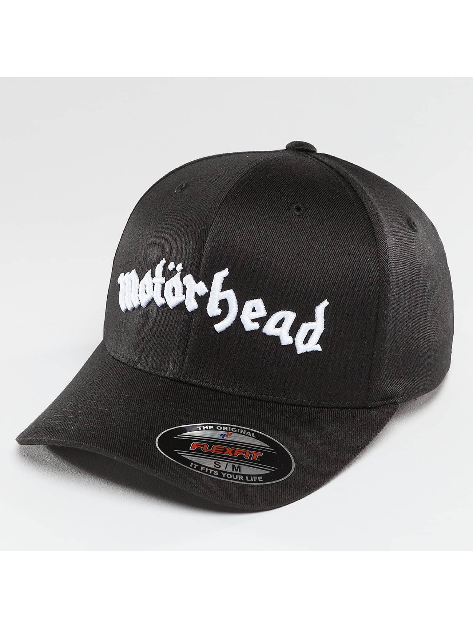 Merchcode Бейсболкa Flexfit Motörhead черный