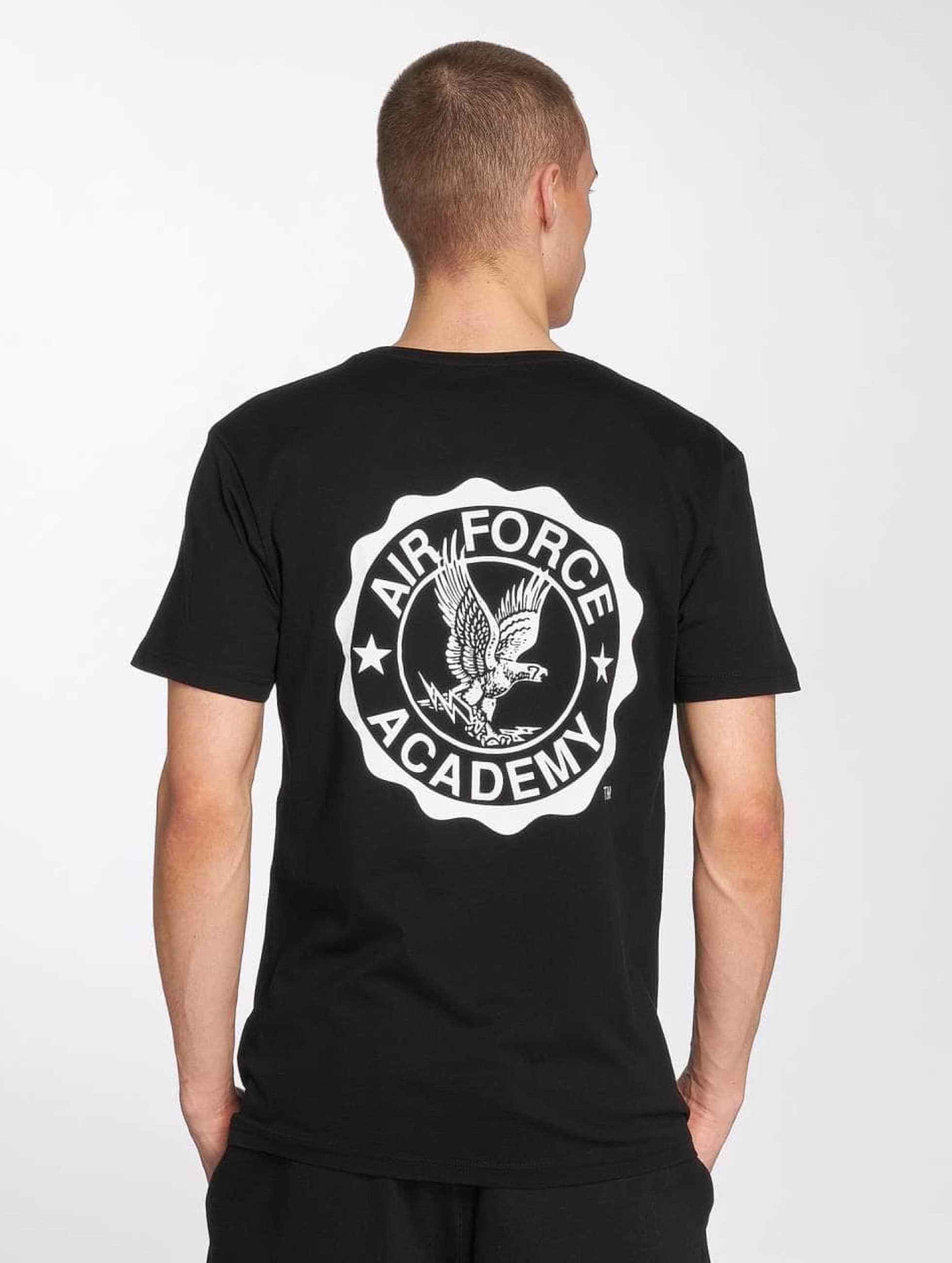 Merchcode Футболка Air Force Academy Logo черный