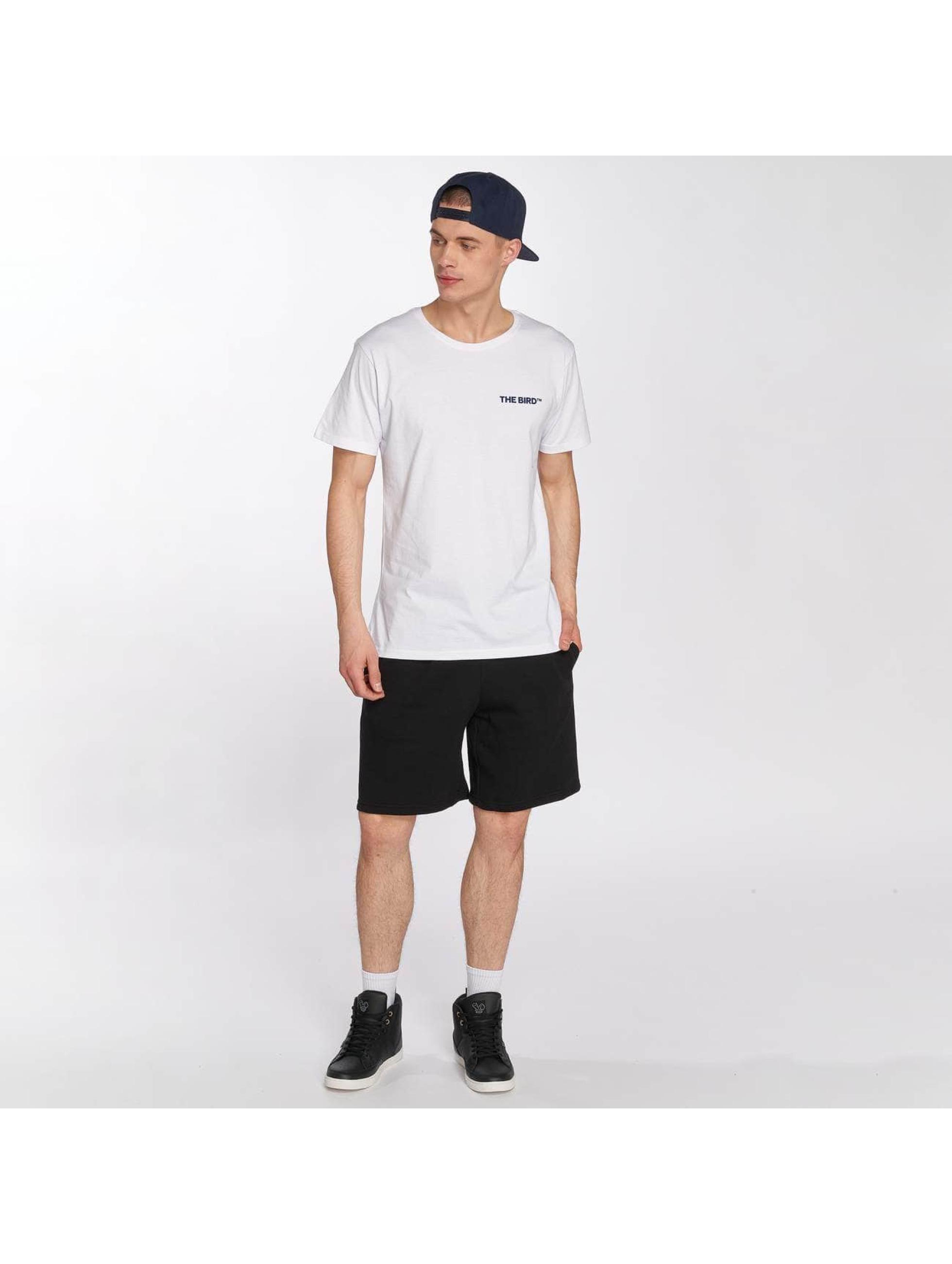 Merchcode Camiseta Air Force Bird blanco