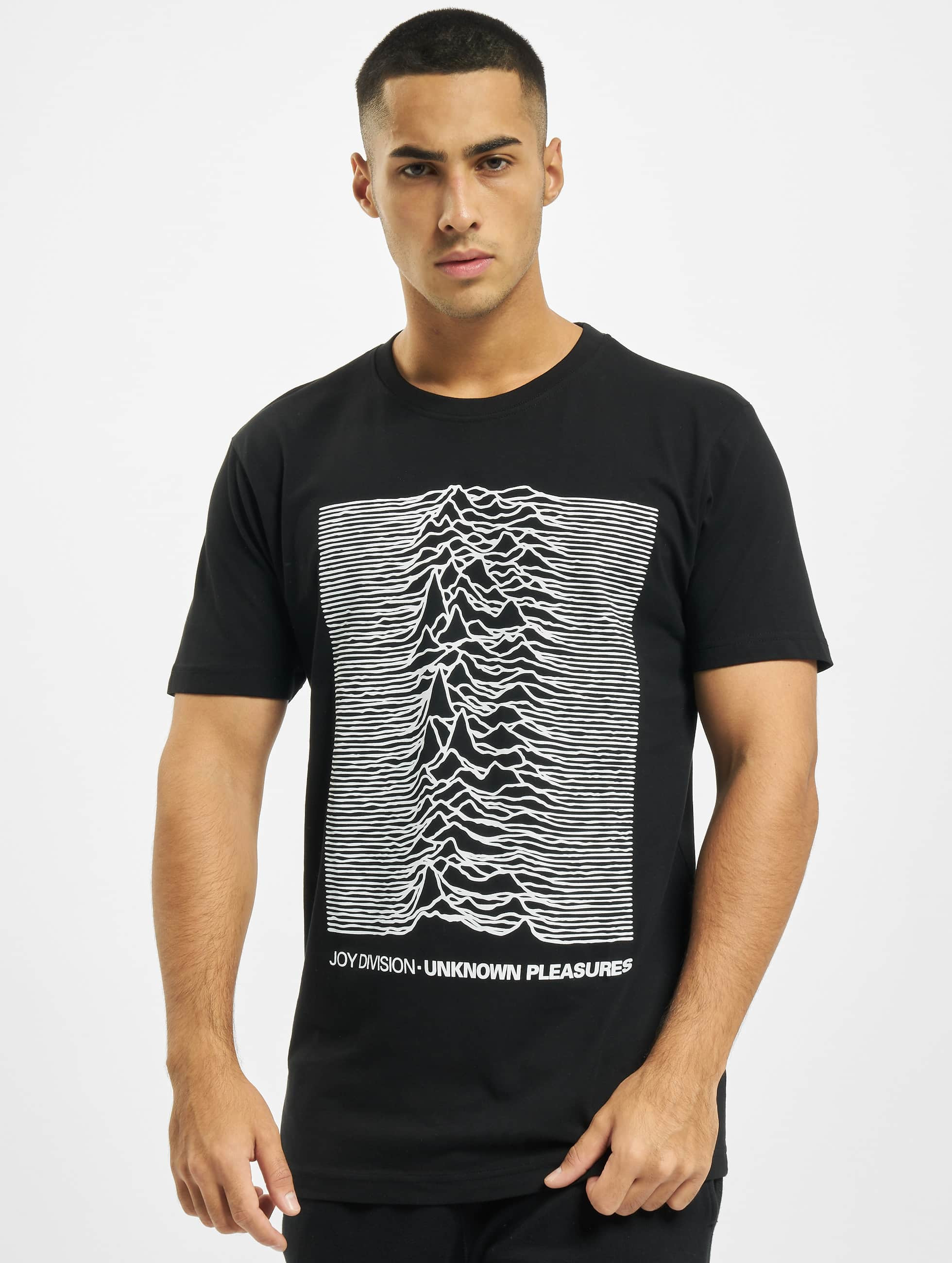 Merchcode Camiseta Joy Division Up negro