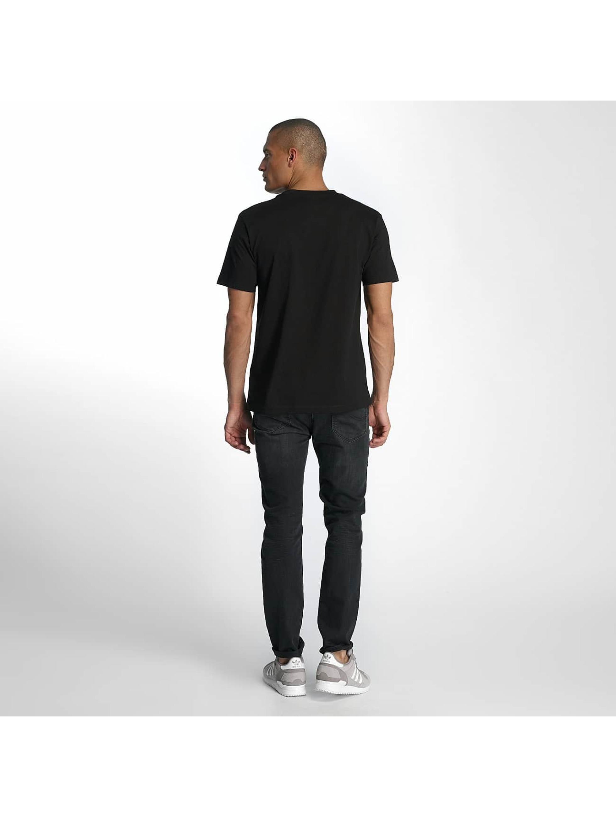 Merchcode Camiseta Godfather Loyalty negro