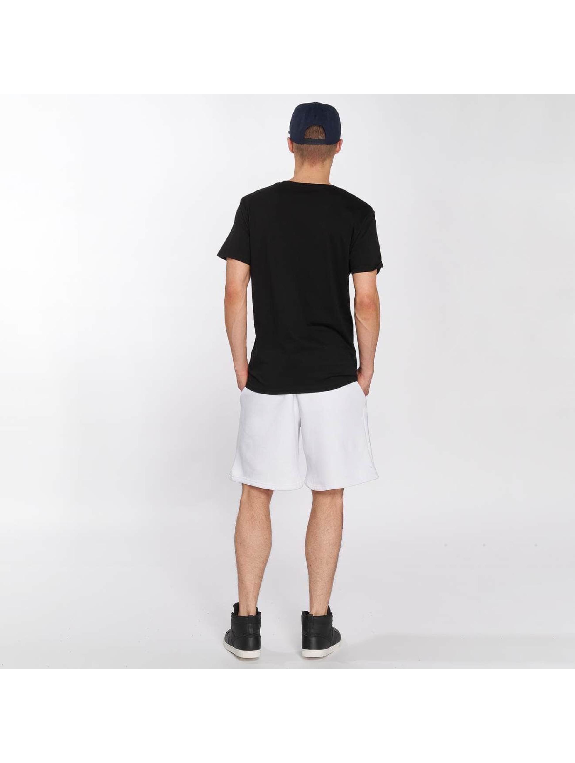 Merchcode Camiseta Hustler Tongue negro