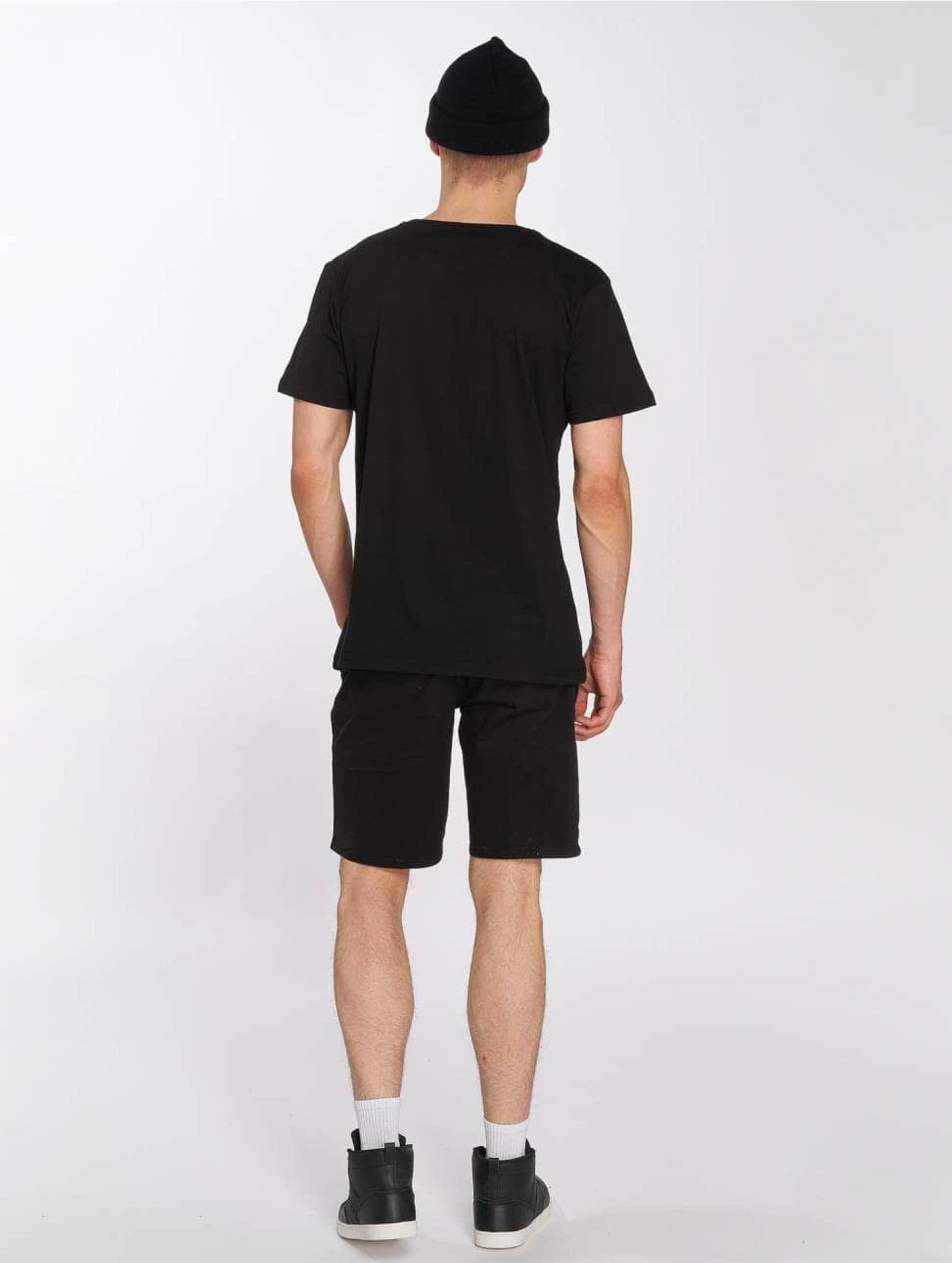 Merchcode Camiseta Hustler Bar negro