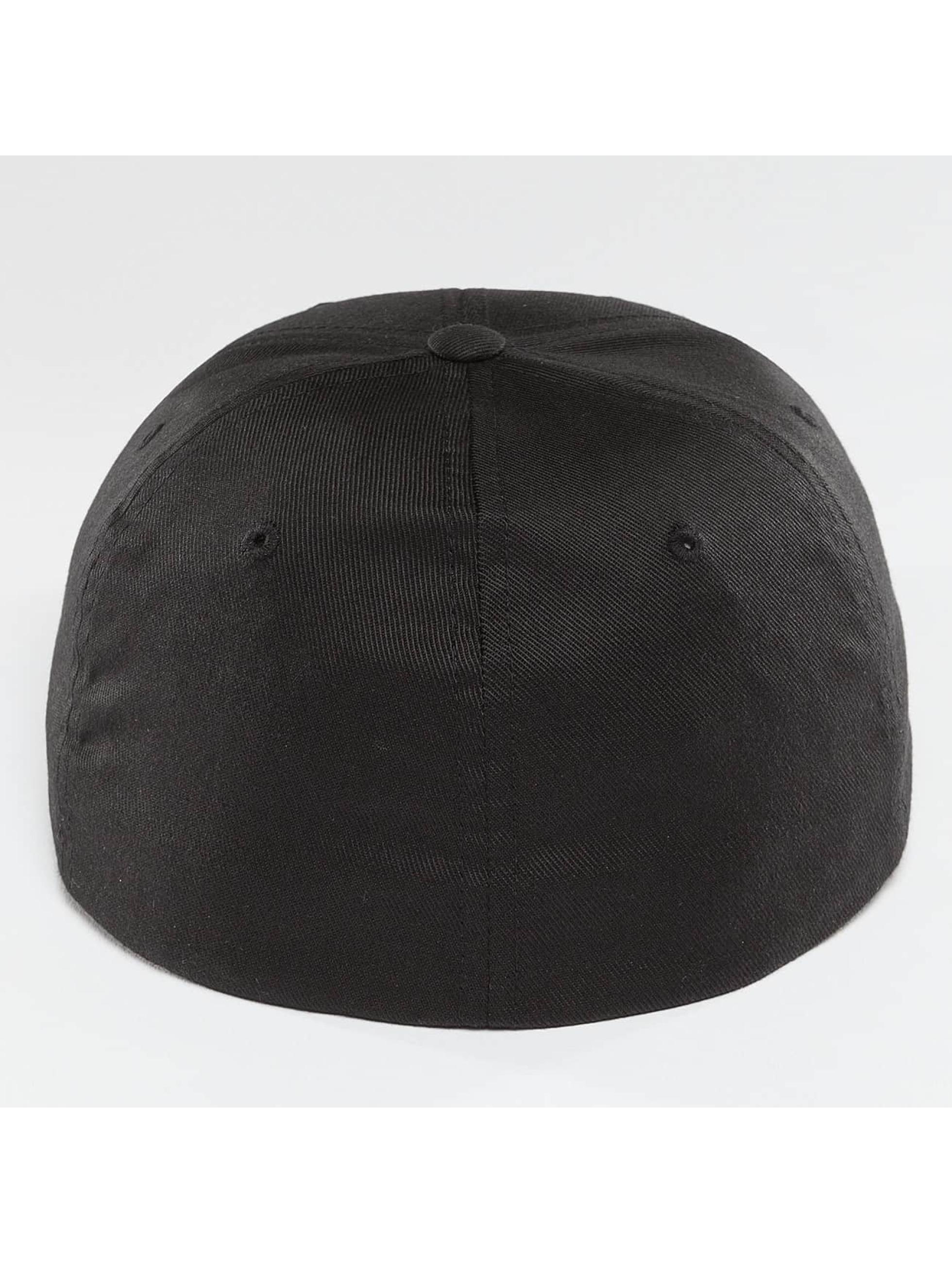 Merchcode Flexfitted Cap Motörhead czarny