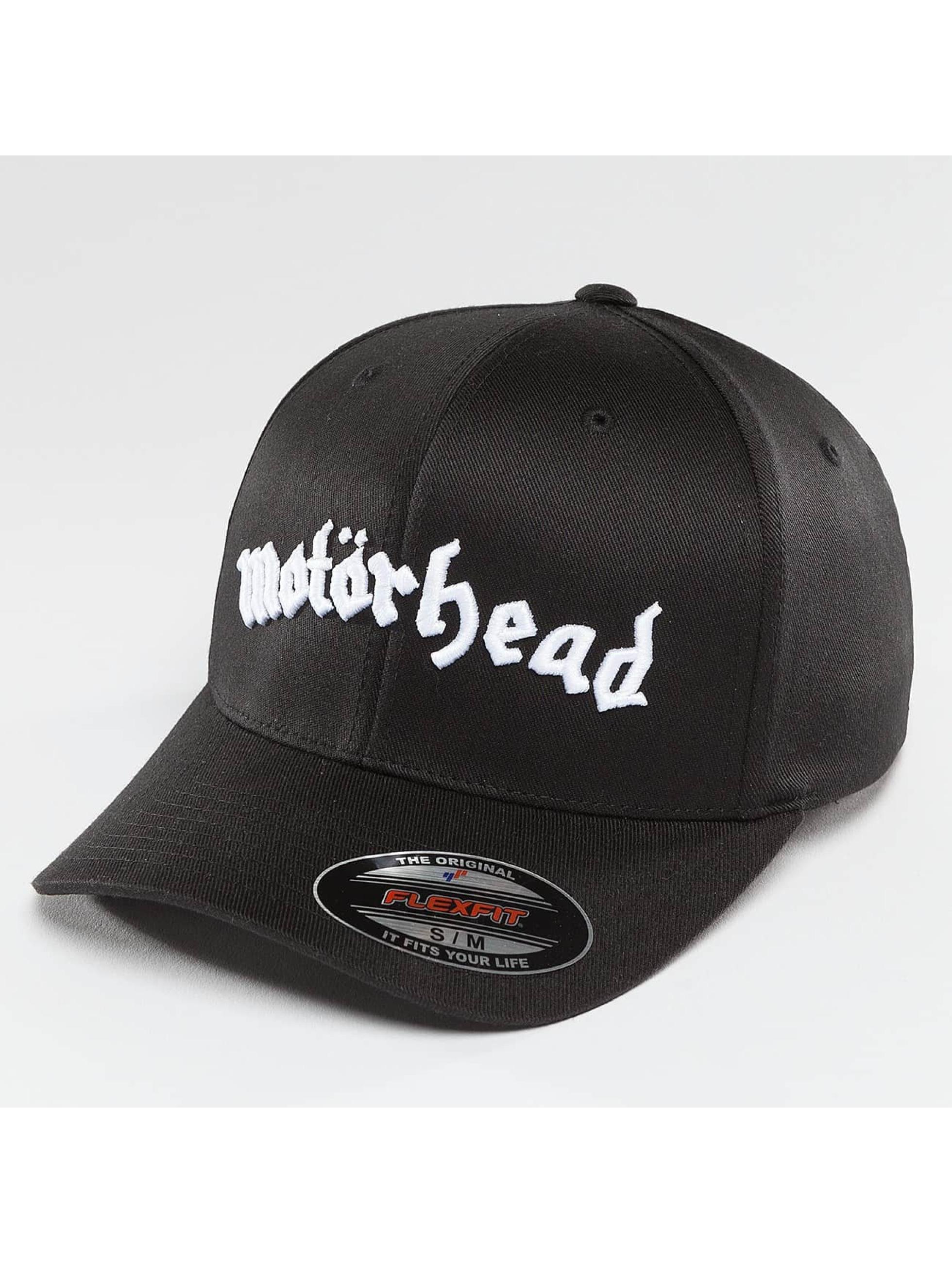 Merchcode Flexfitted Cap Motörhead sort