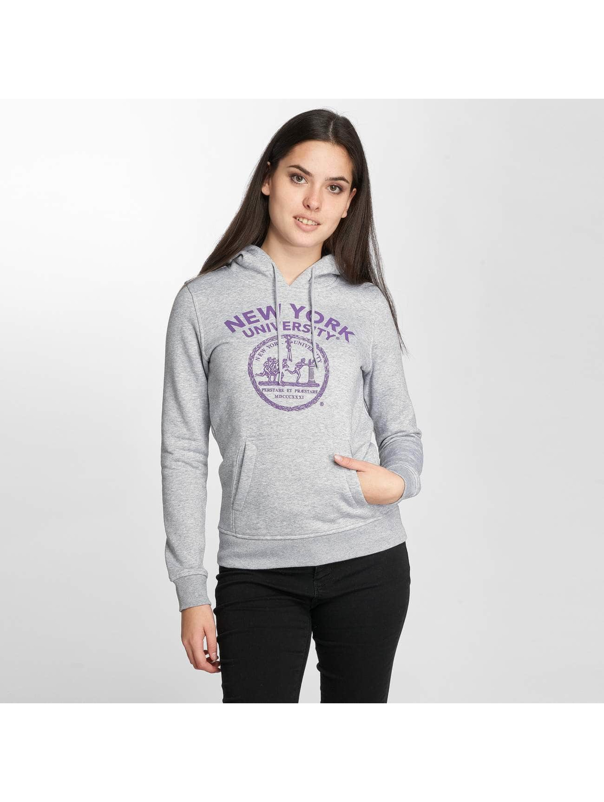 Merchcode Hettegensre NYU Purple Logo grå