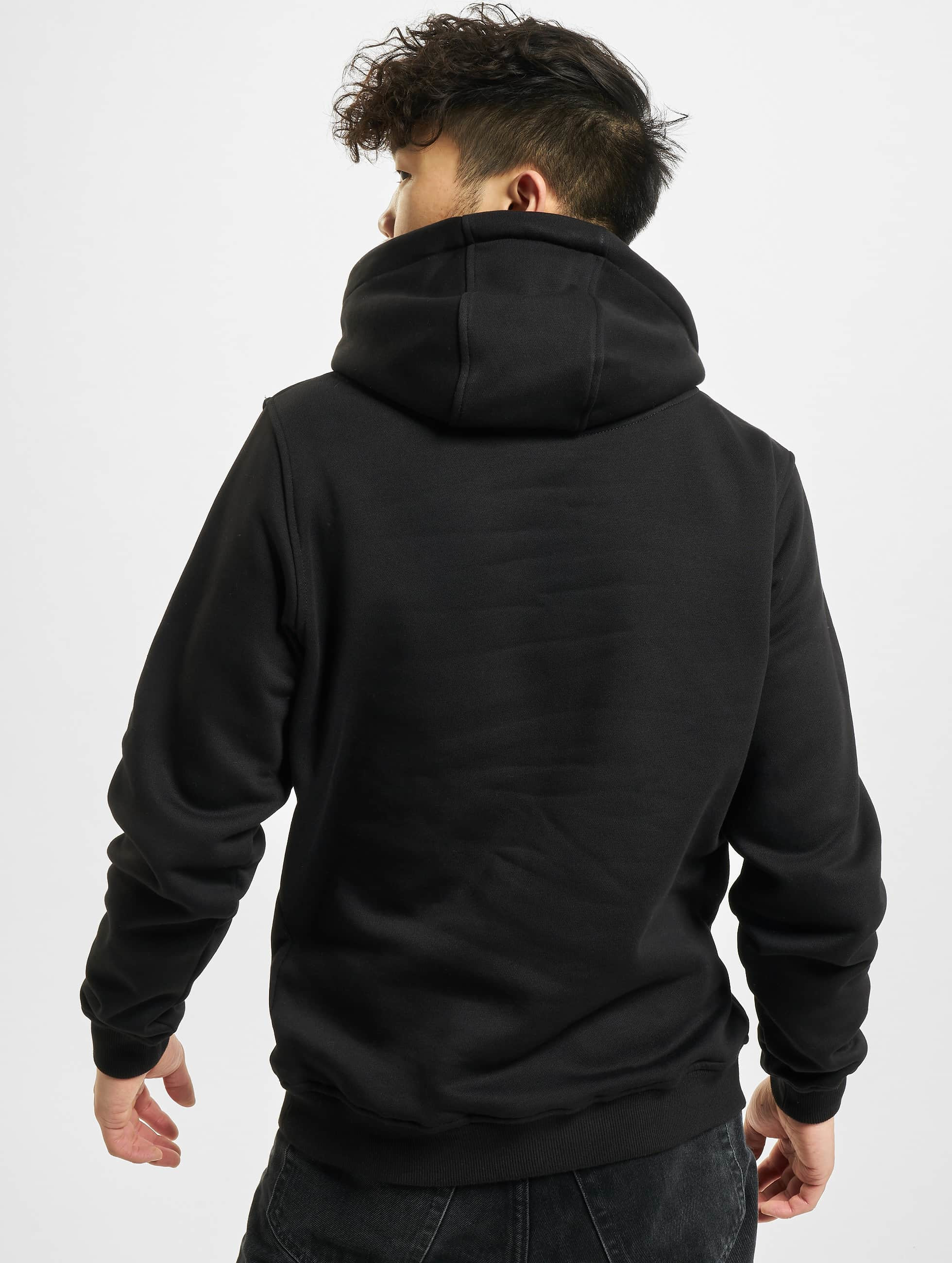 Merchcode Hoodie Panzerknacker Money black