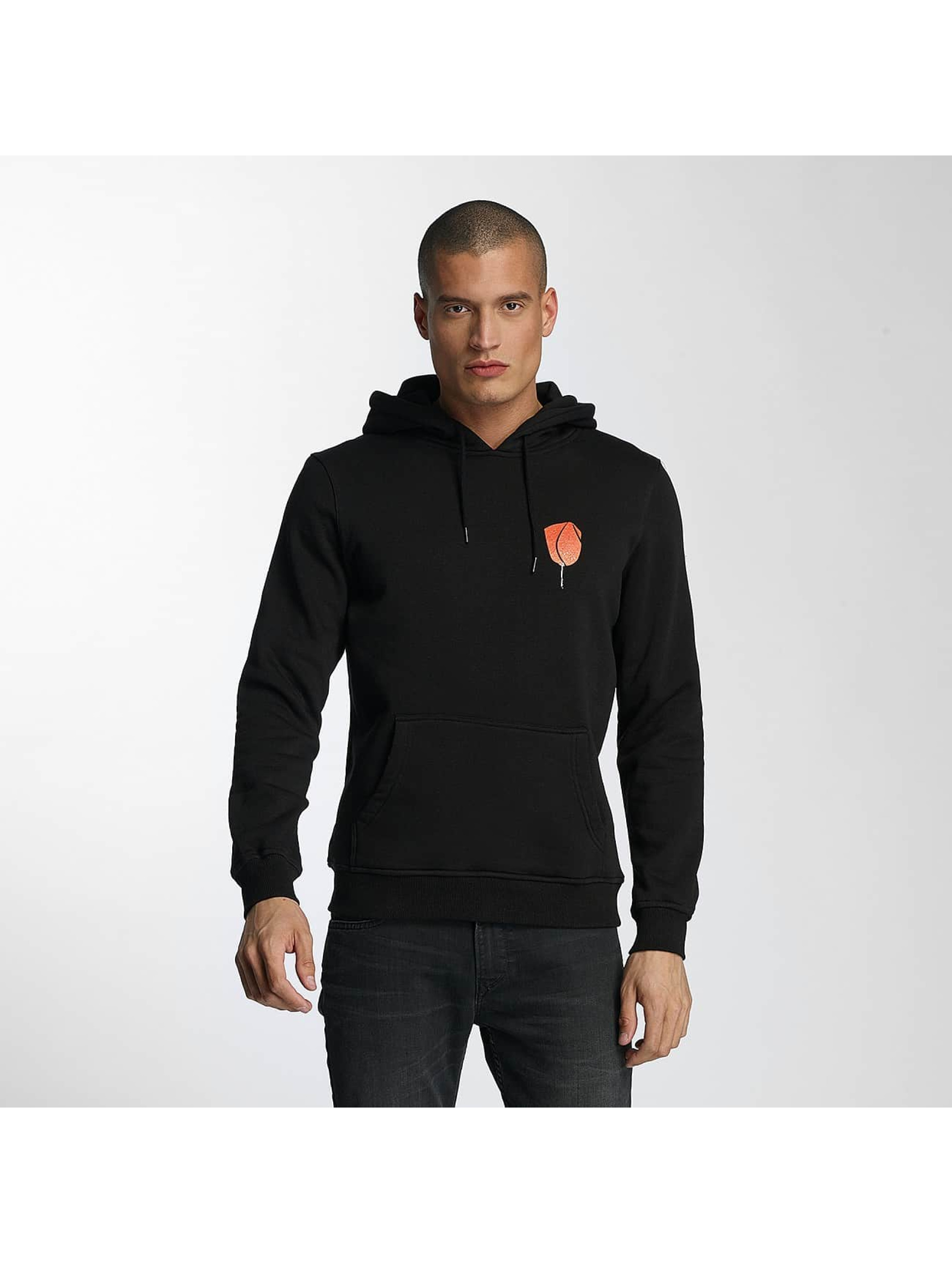 Merchcode Hoodies Godfather Rose čern