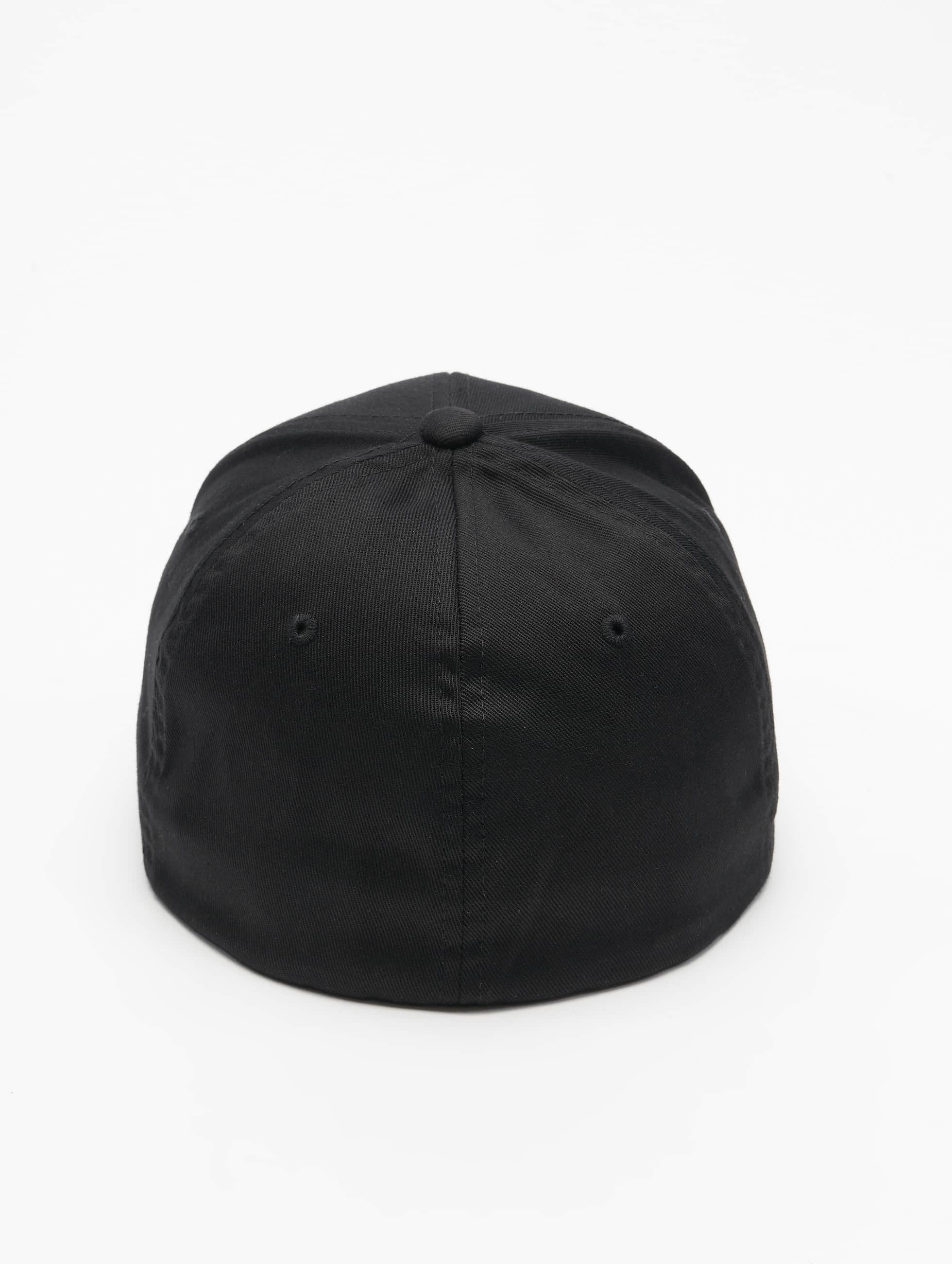 Merchcode Lastebilsjåfør- / flexfitted caps Batman svart