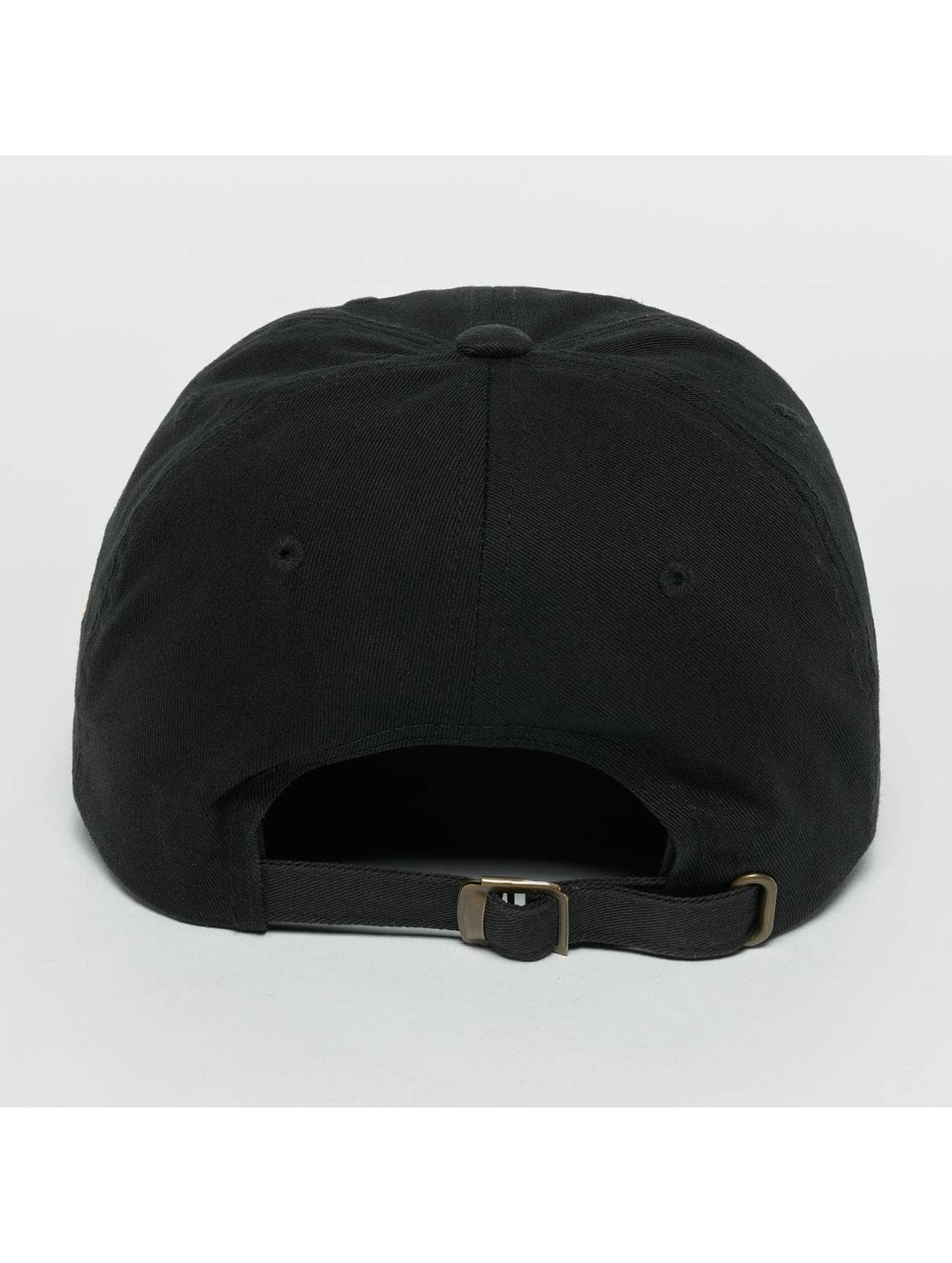 Merchcode snapback cap Hustler zwart