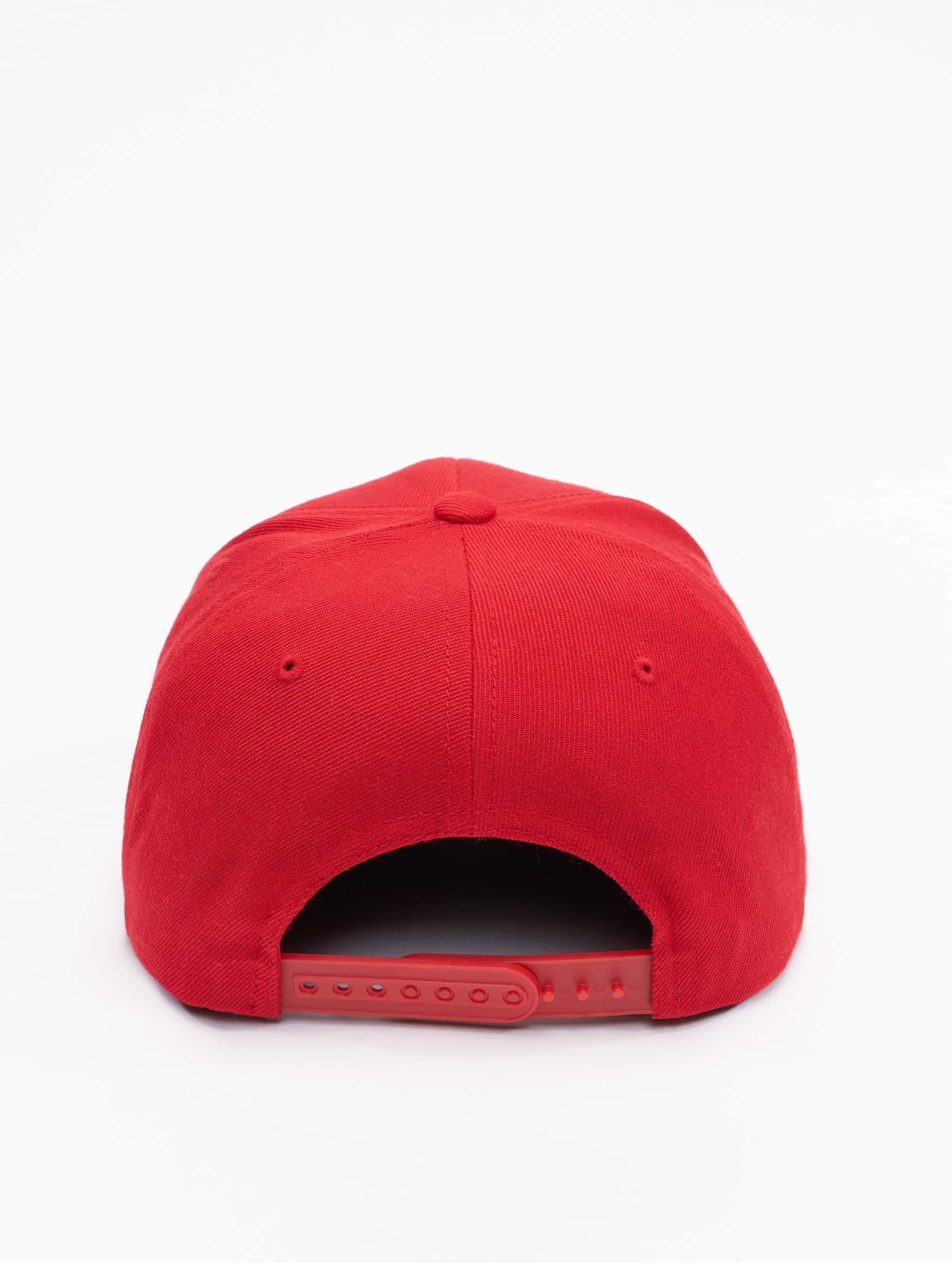 Merchcode Snapback Caps Coca Cola Logo červený