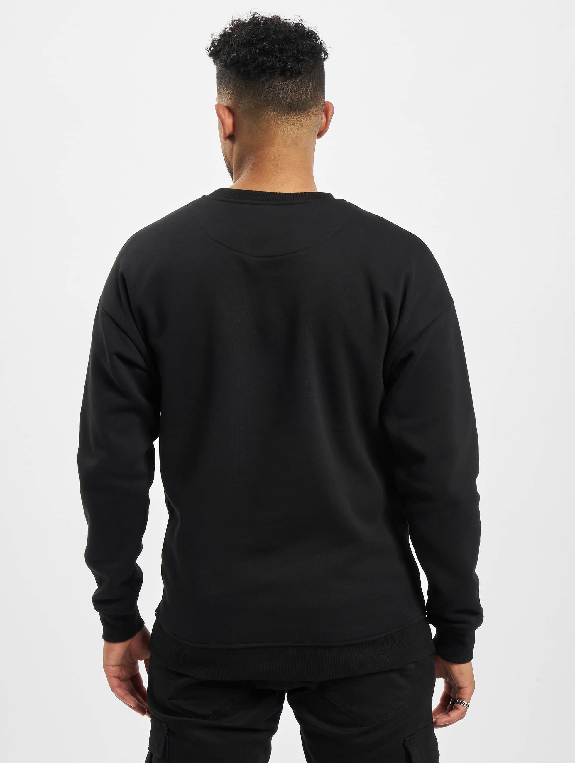 Merchcode Sweat & Pull Coca Cola Embossed noir