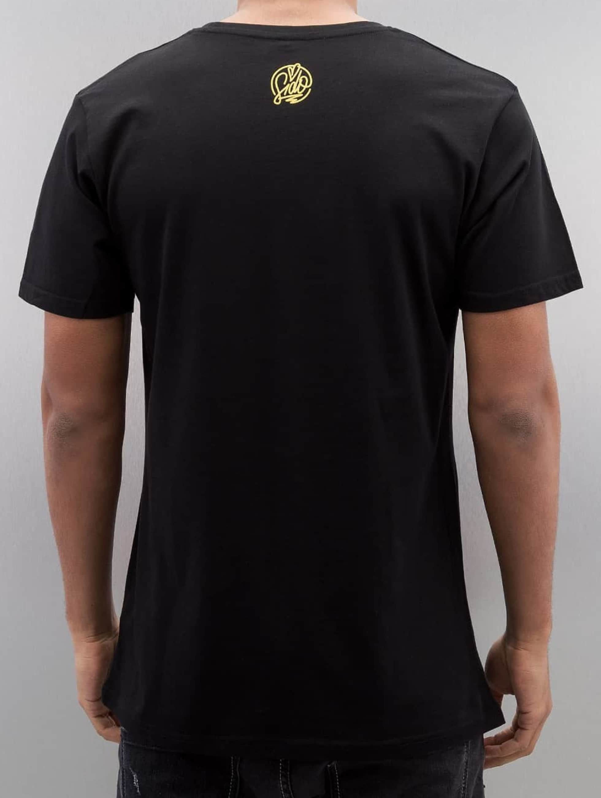 Merchcode T-Shirt Sido Geuner black