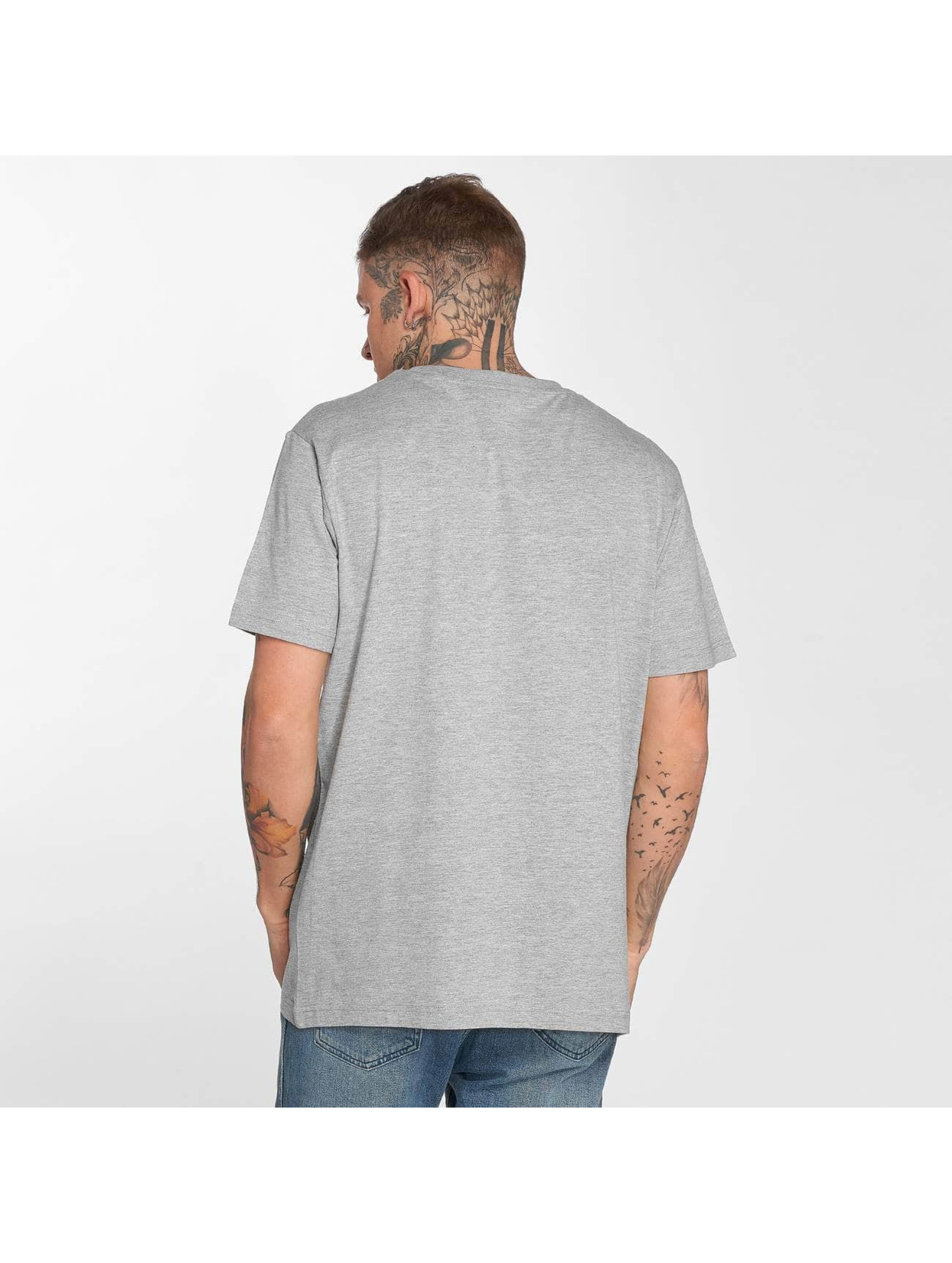 Merchcode T-Shirt Popeye Barber Shop gris
