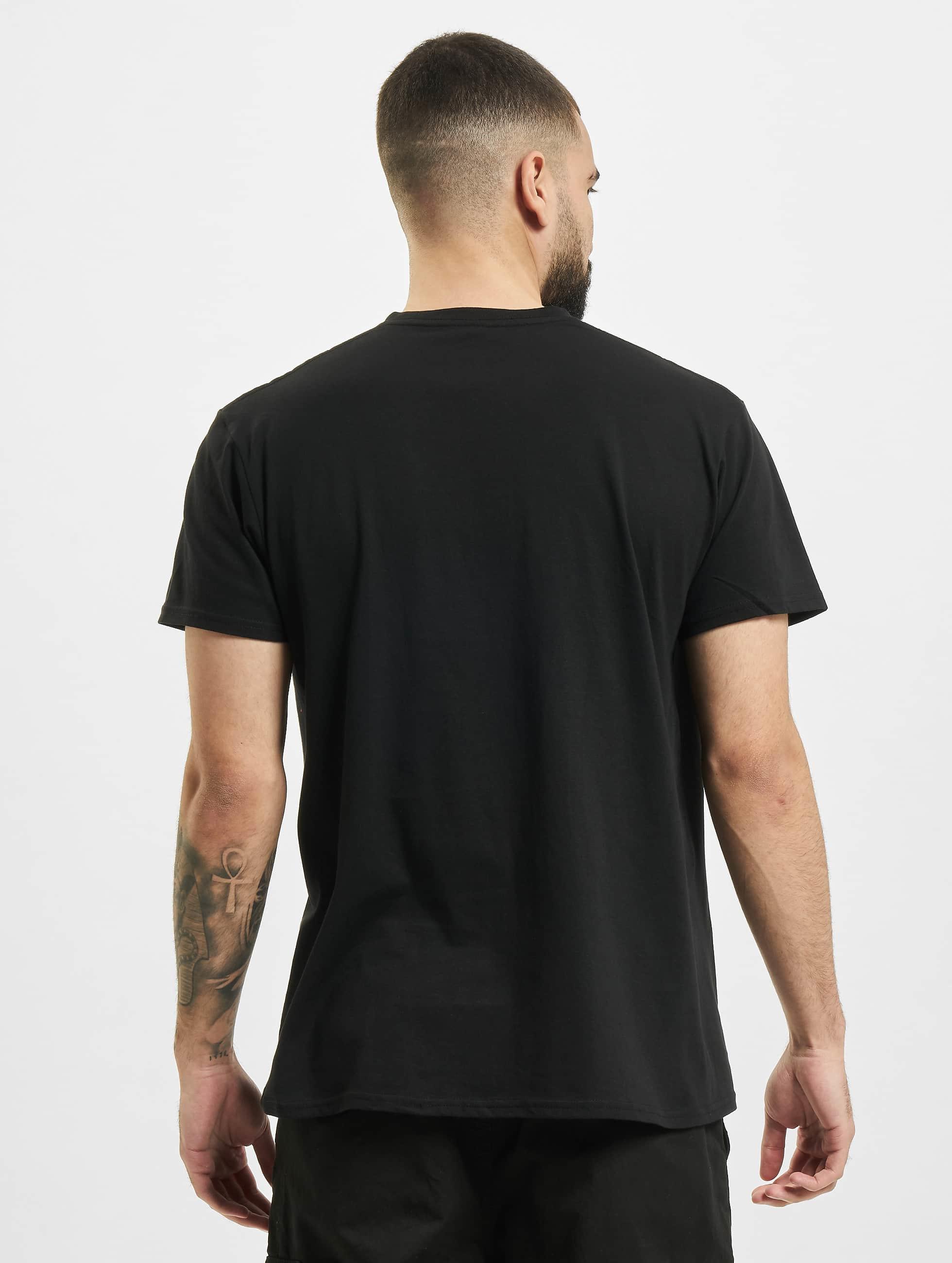 Merchcode T-shirt Gucci Mane Victory nero