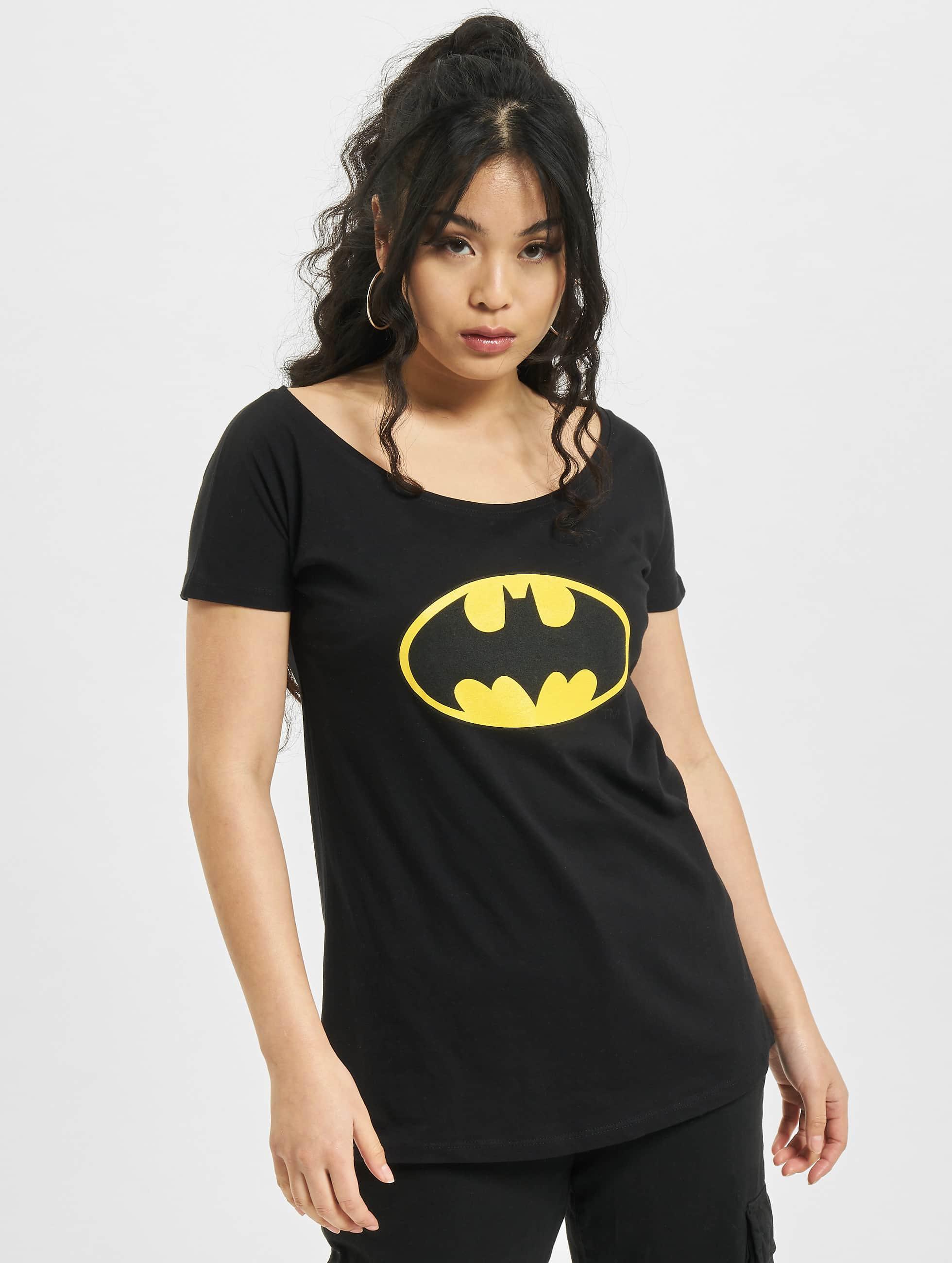 Merchcode T-shirt Batman Logo nero
