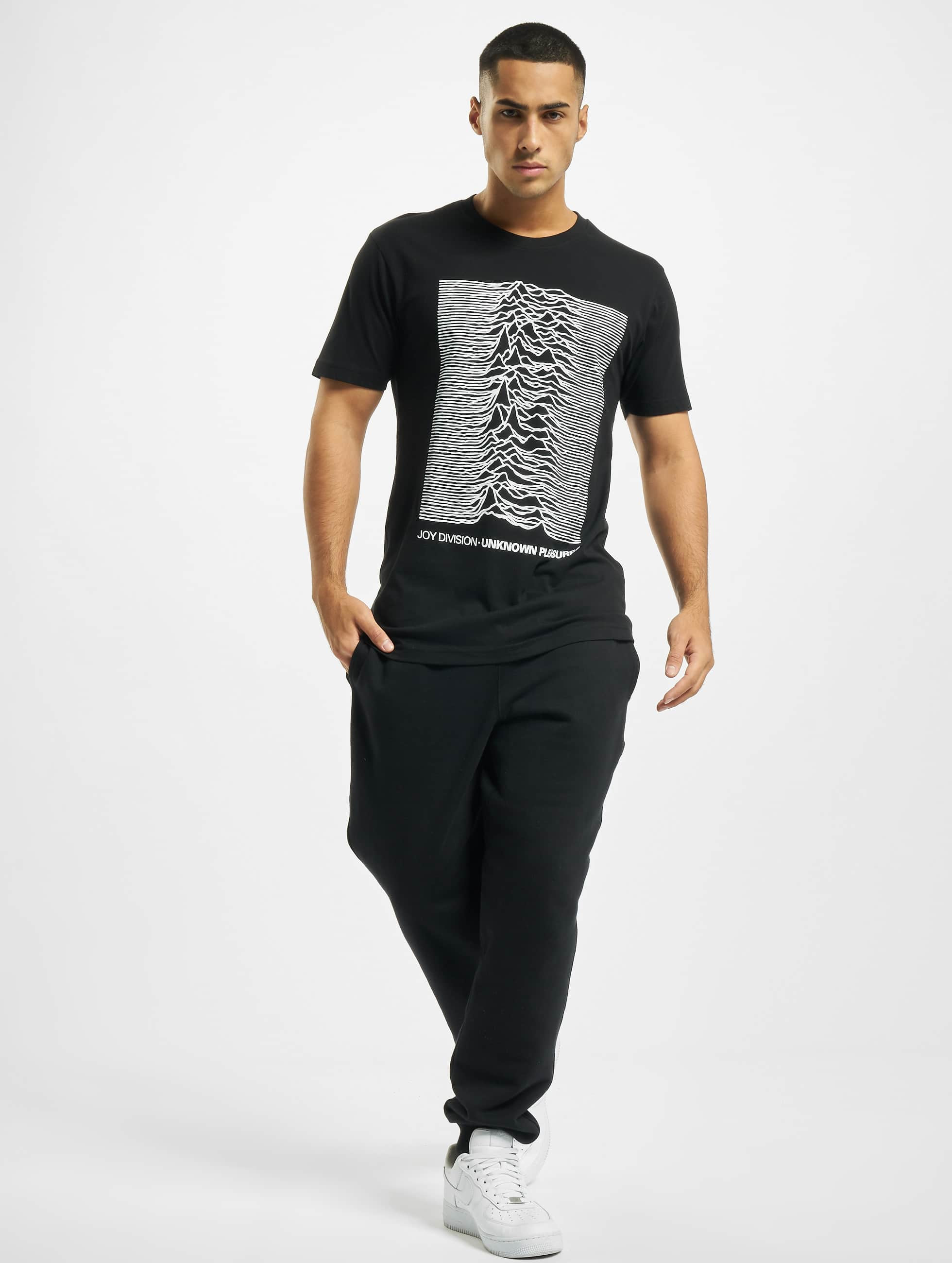 Merchcode T-Shirt Joy Division Up noir