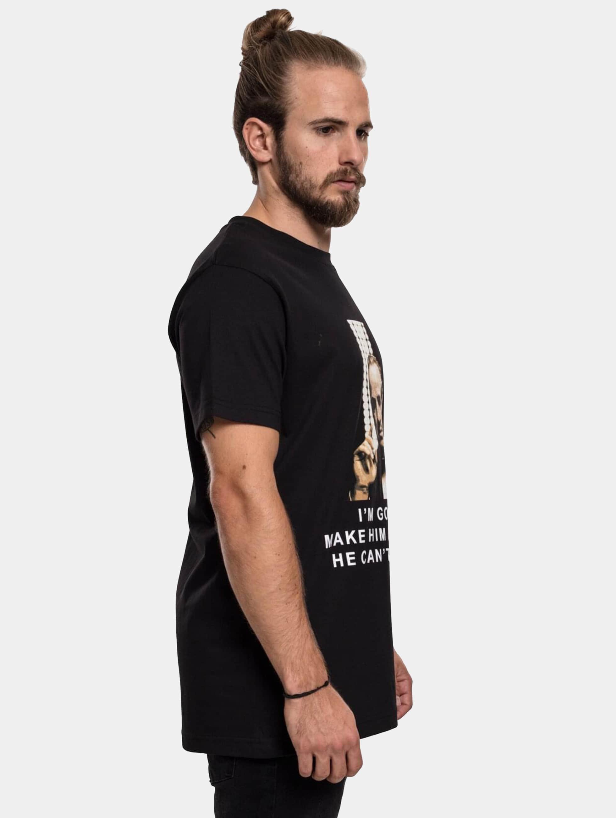 Merchcode T-Shirt Godfather Refuse noir