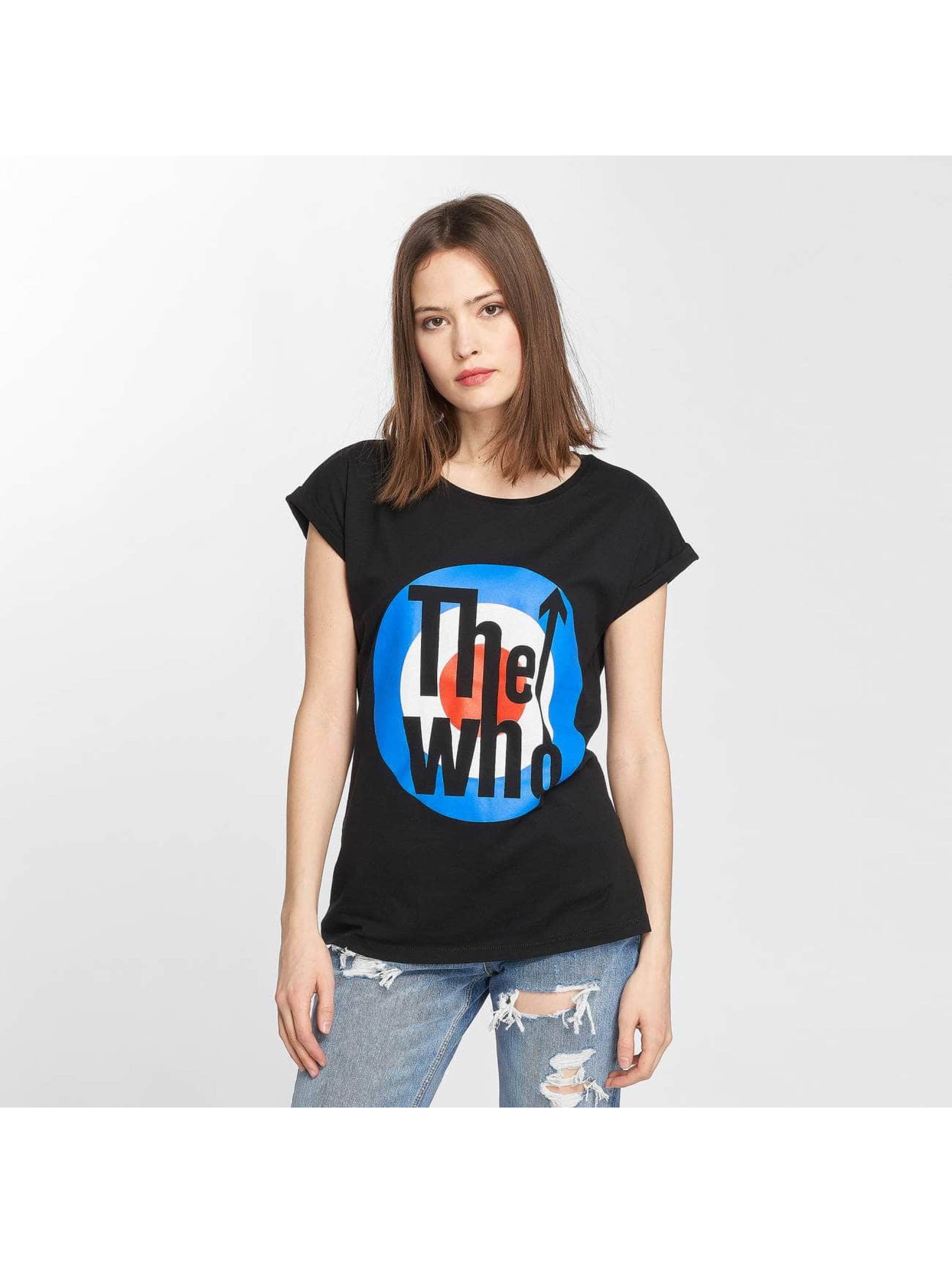 Merchcode T-Shirt The Who noir
