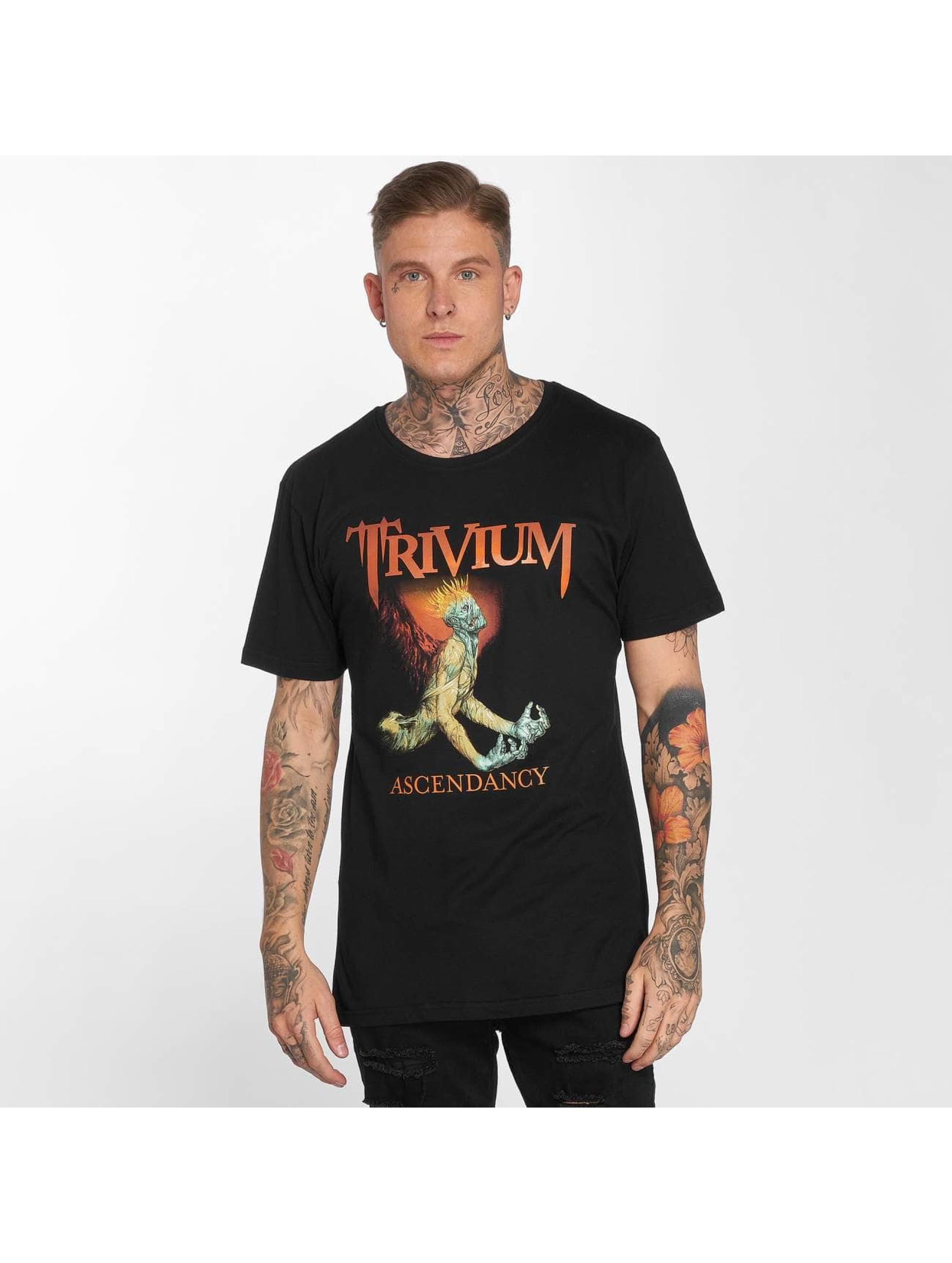 Merchcode T-Shirt Trivium Ascendancy noir